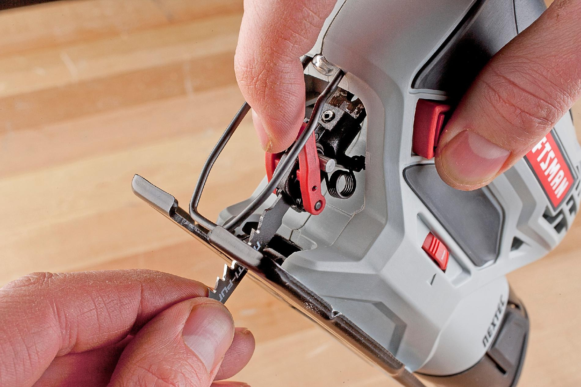Craftsman Nextec 12V Jigsaw