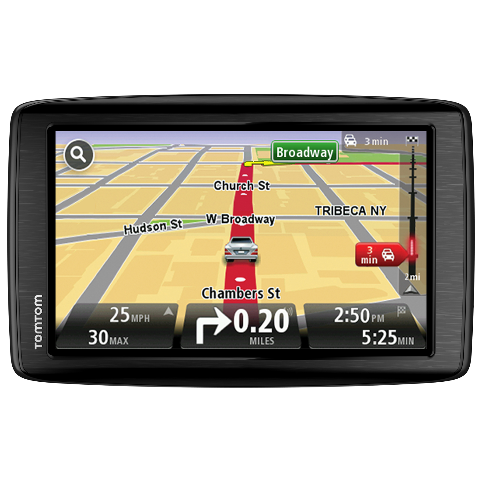 "TomTom 6"" Touchscreen GPS VIA 1605M"