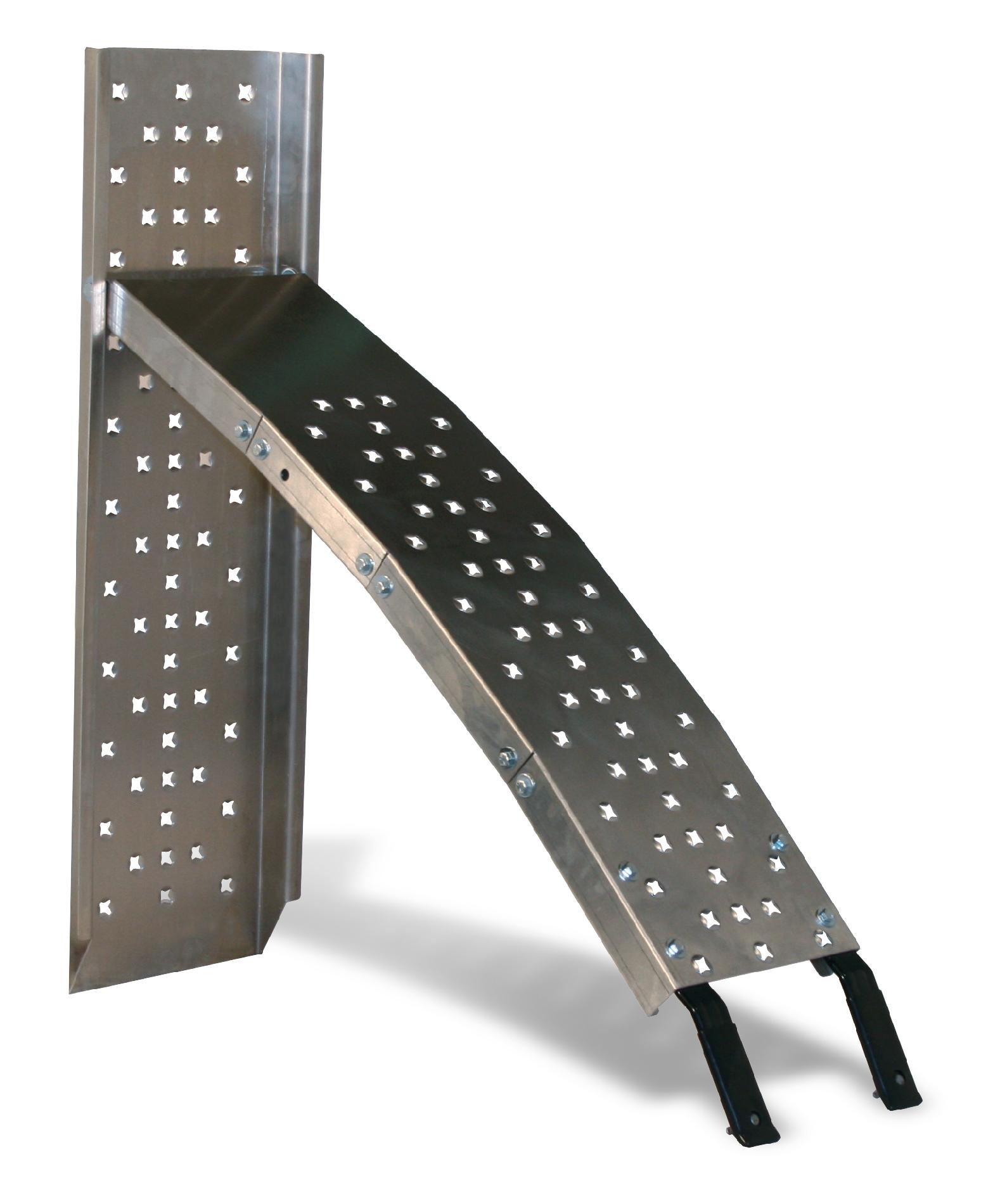 Ohio Steel Loading Ramps