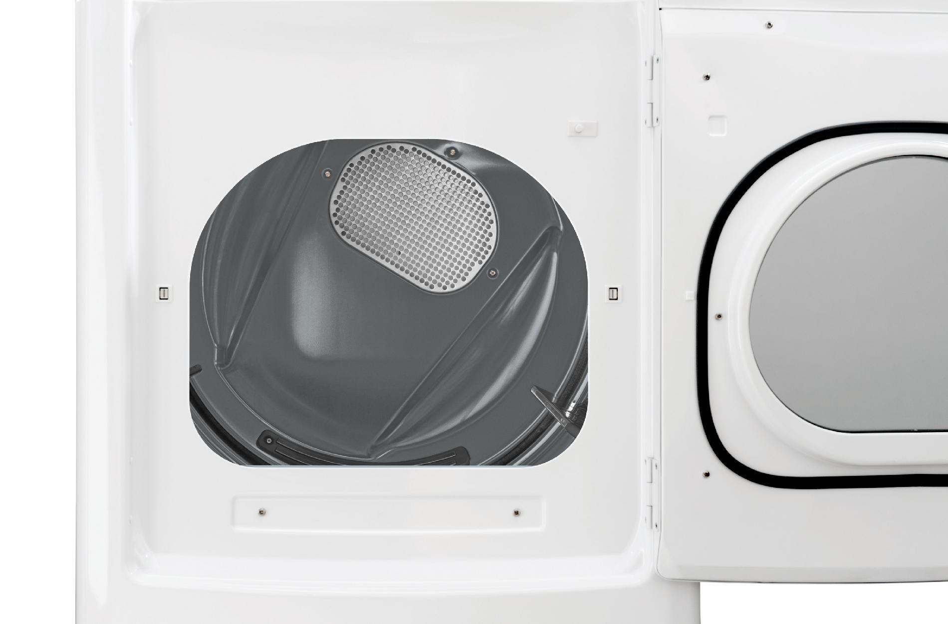 Frigidaire Frigidaire 7.0 cu. ft. Gas Dryer w/ Wrinkle Release - White