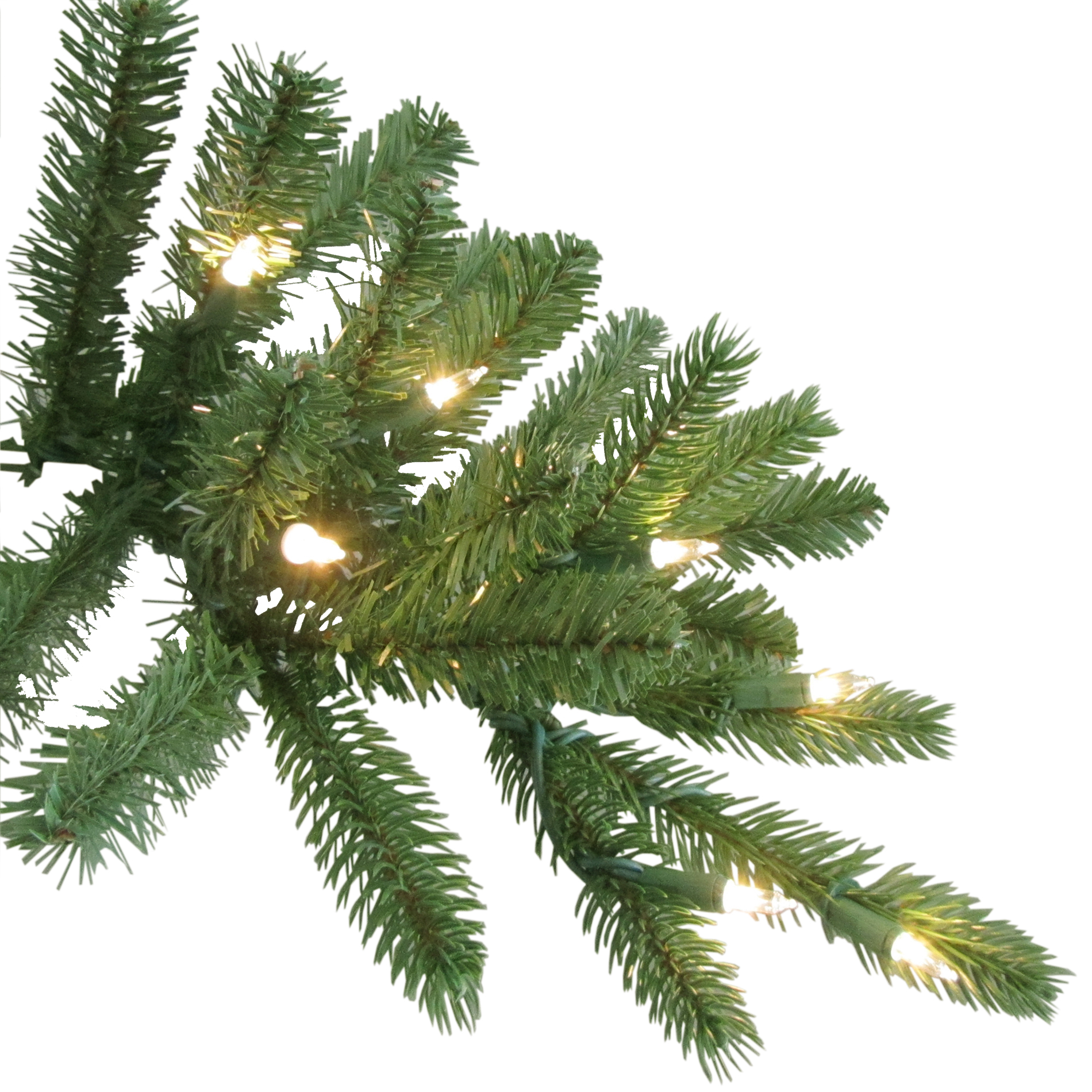 9' Pre-lit Natural Frasier Christmas Tree - 900 Light