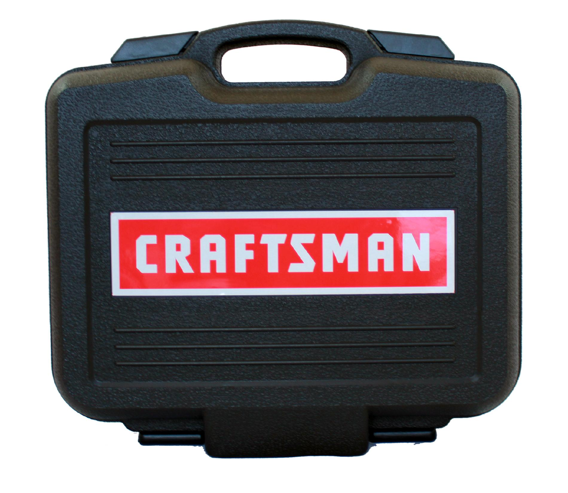 Craftsman Magnesium 20 Gauge Wide Crown Stapler