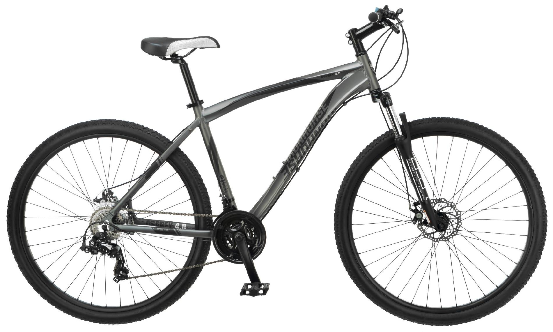 "IRON HORSE 29"" Men's Bike"