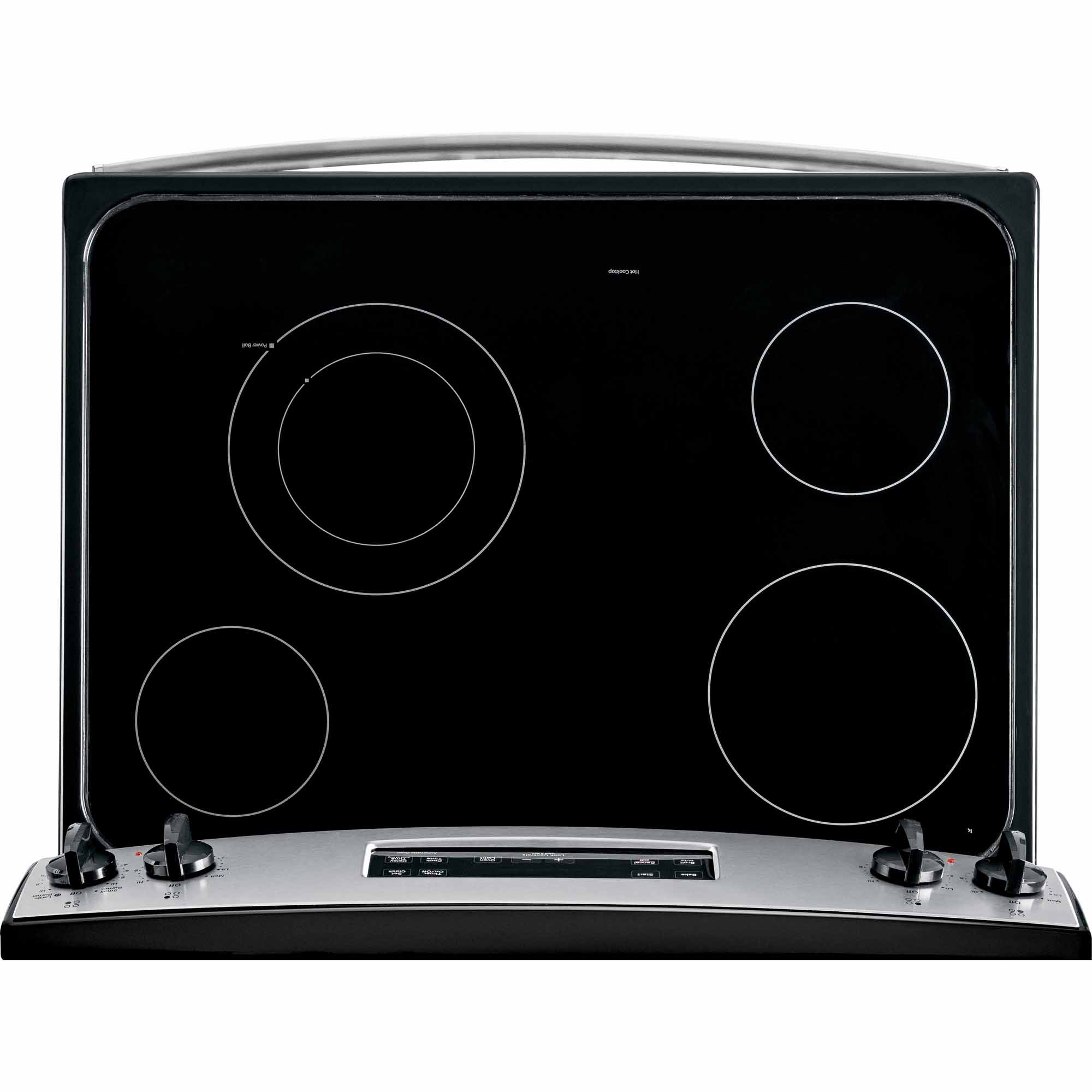 GE Appliances JB630RFSS 5.3 cu. ft. Electric Range - Stainless