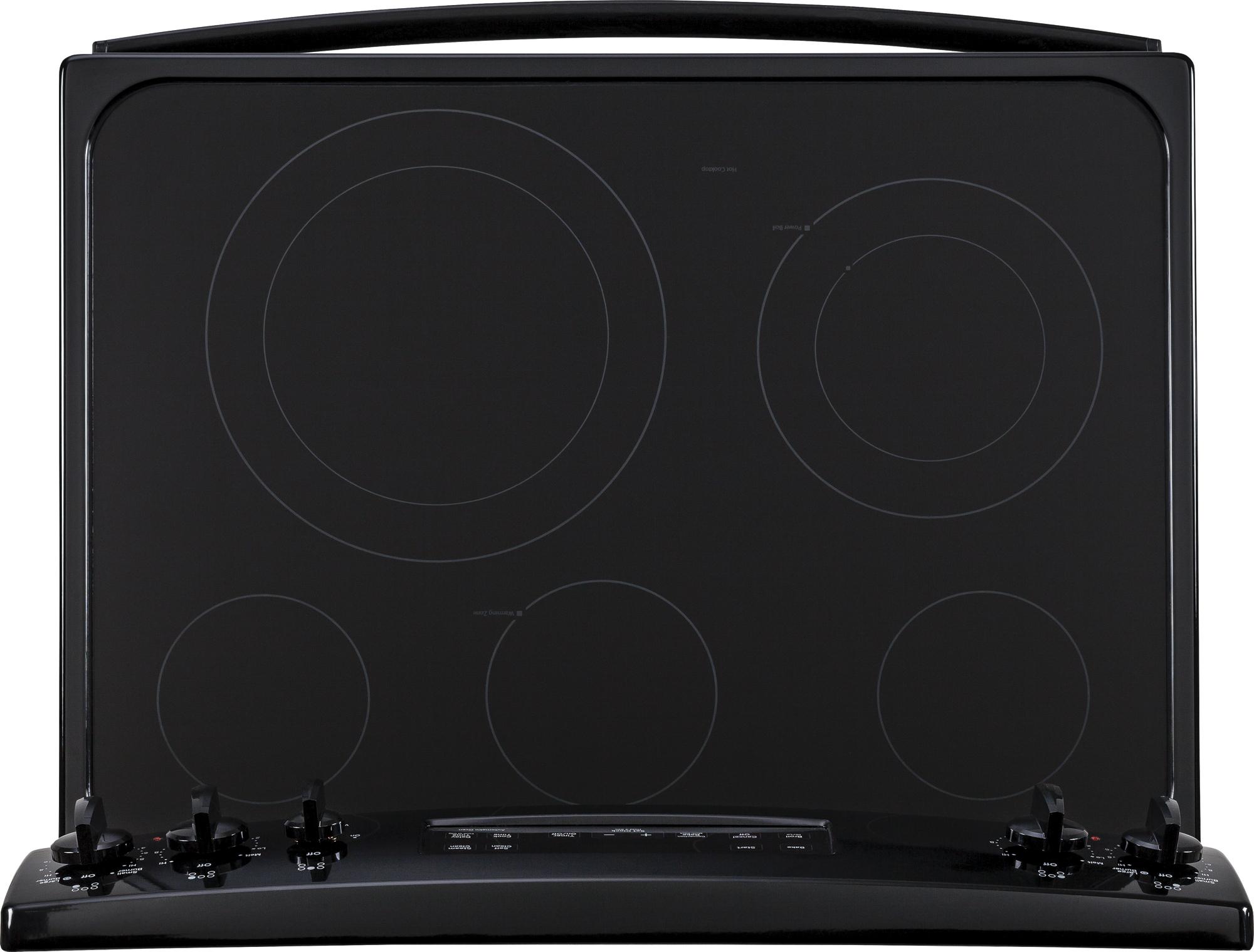 GE Appliances JB650DFBB 5.3 cu. ft. Electric Range - Black