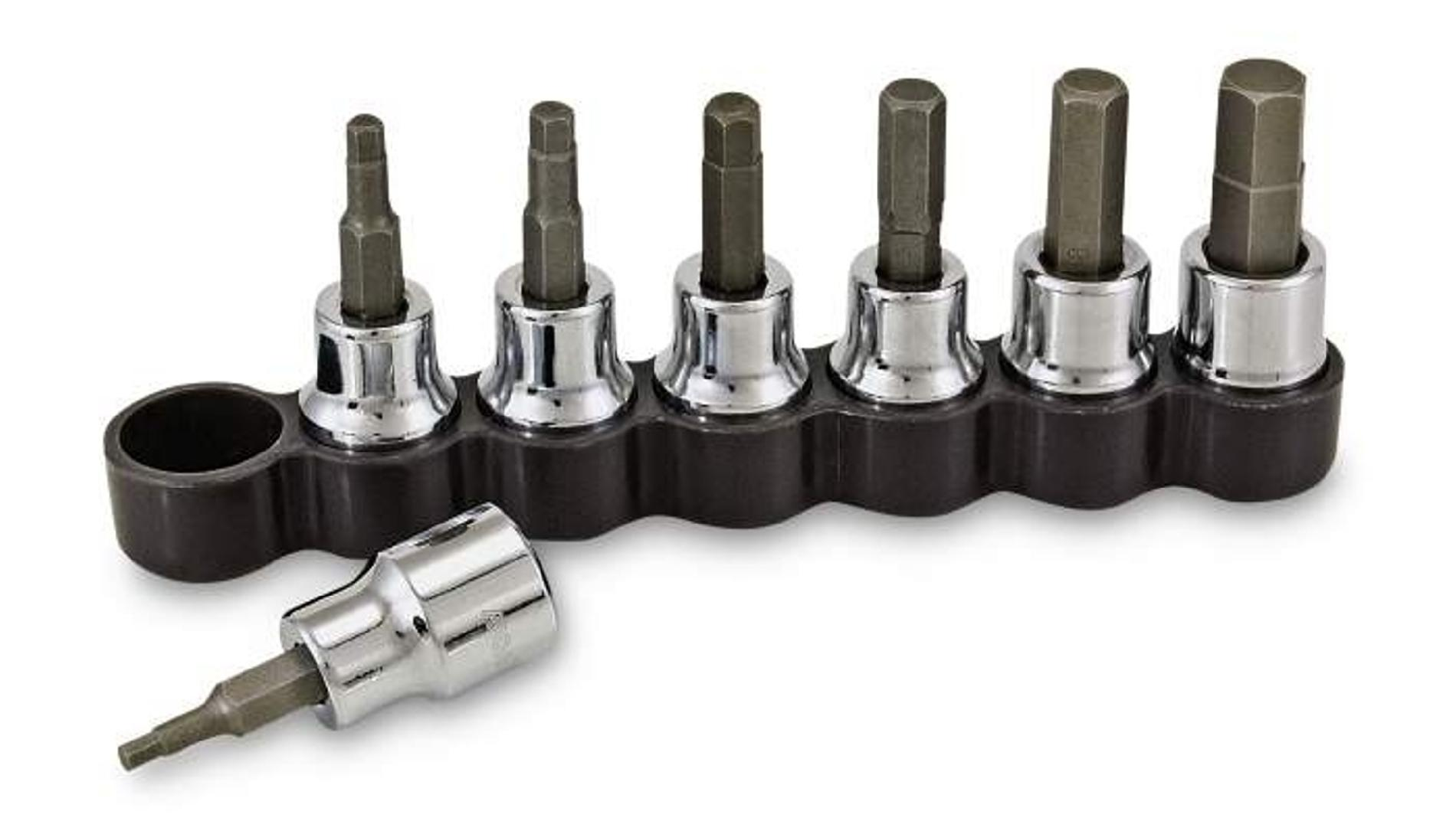 Craftsman Evolv 7-pc. Hex Bit Socket Set Metric