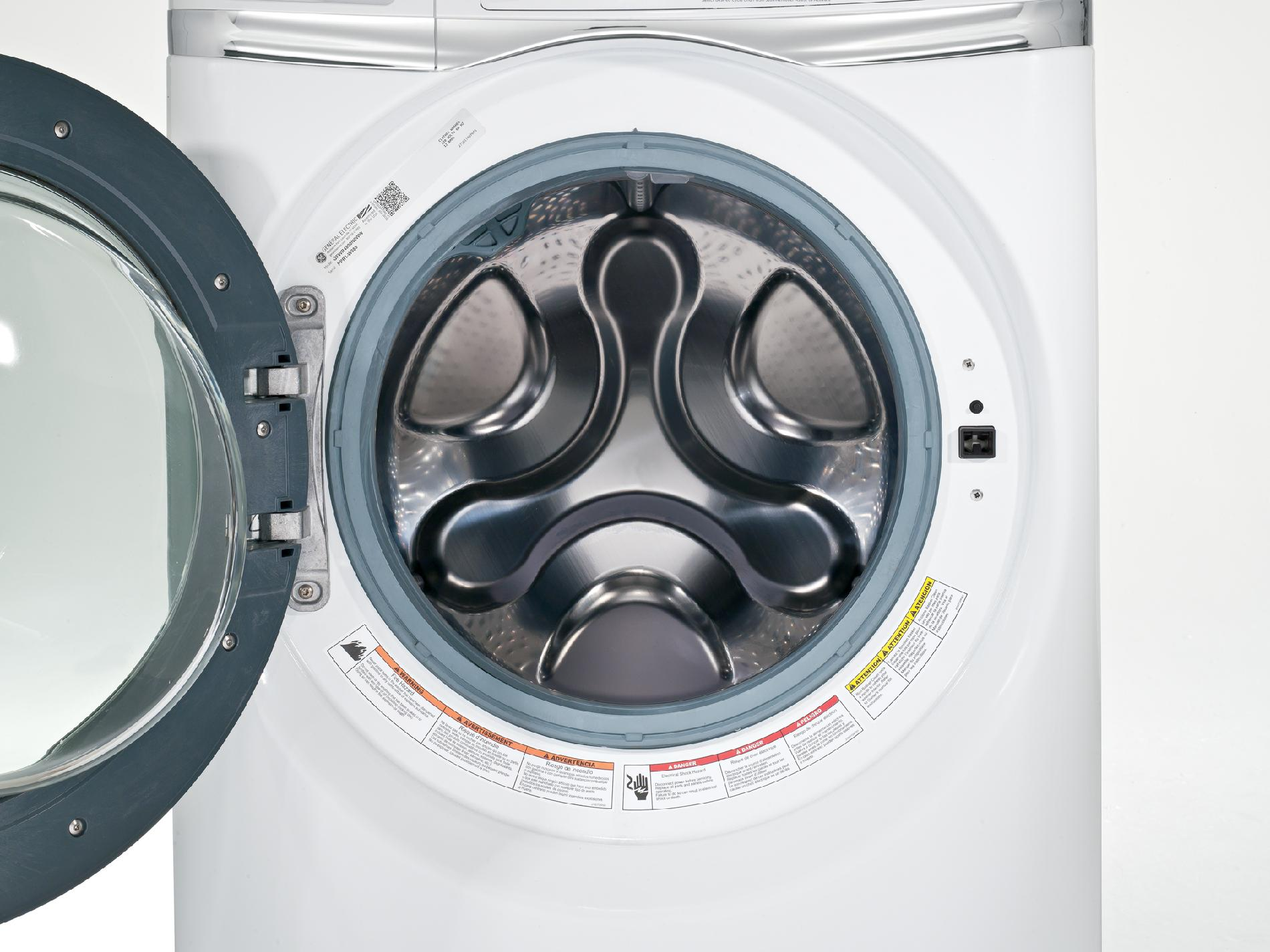 GE Appliances GFWS2600FWW 4.5 cu. ft. Front-Load Washer - White GFWS2600FWW
