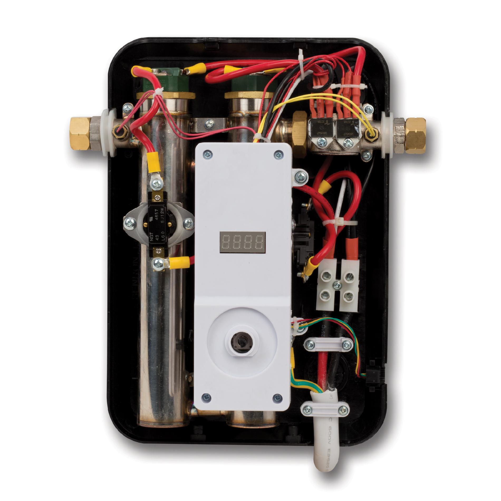 EcoSmart Self Modulating ECO 11 Tankless Water Heater with Patented Self Modulating Technology
