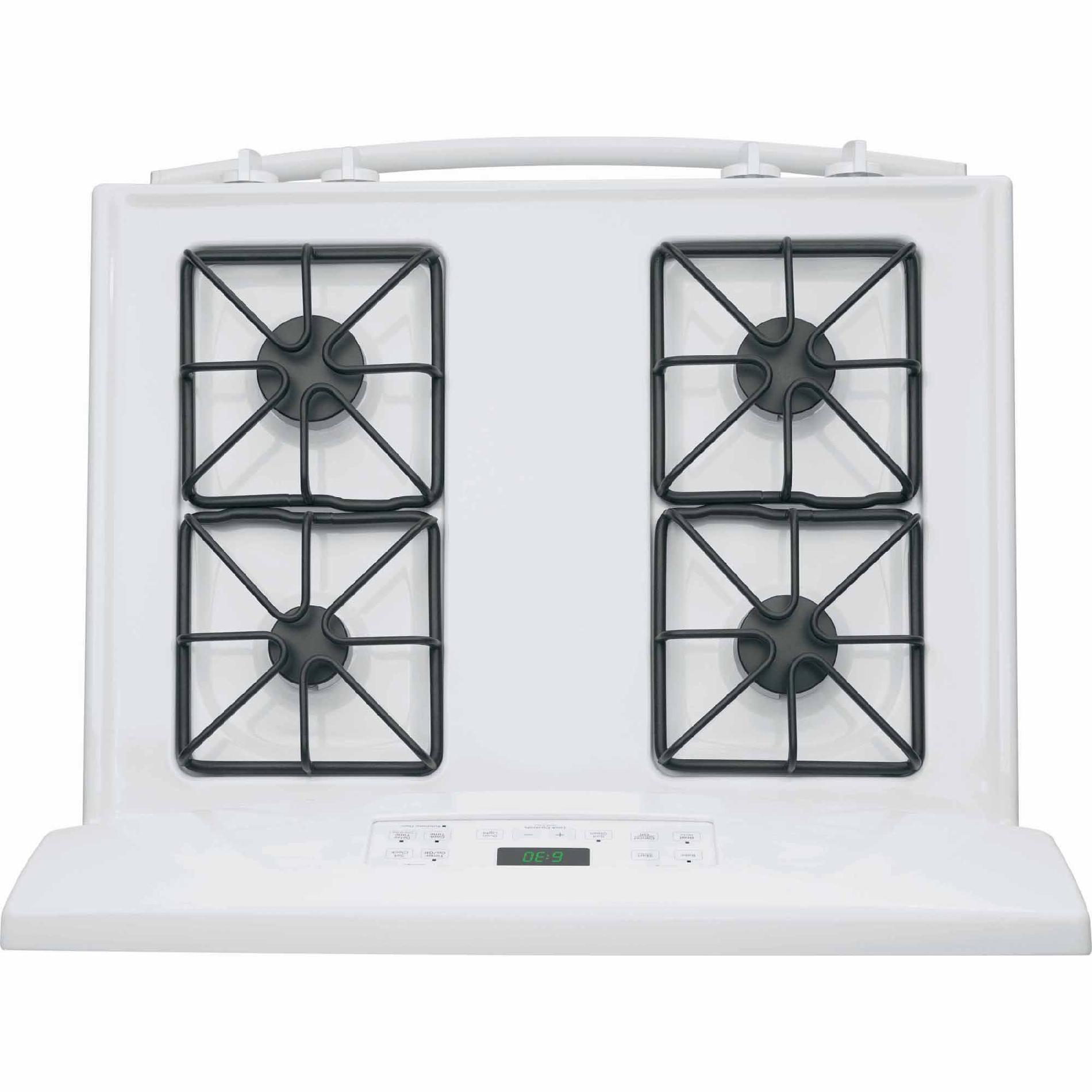 GE Appliances JGB630DEFWW 5.0 cu. ft. Gas Range - White