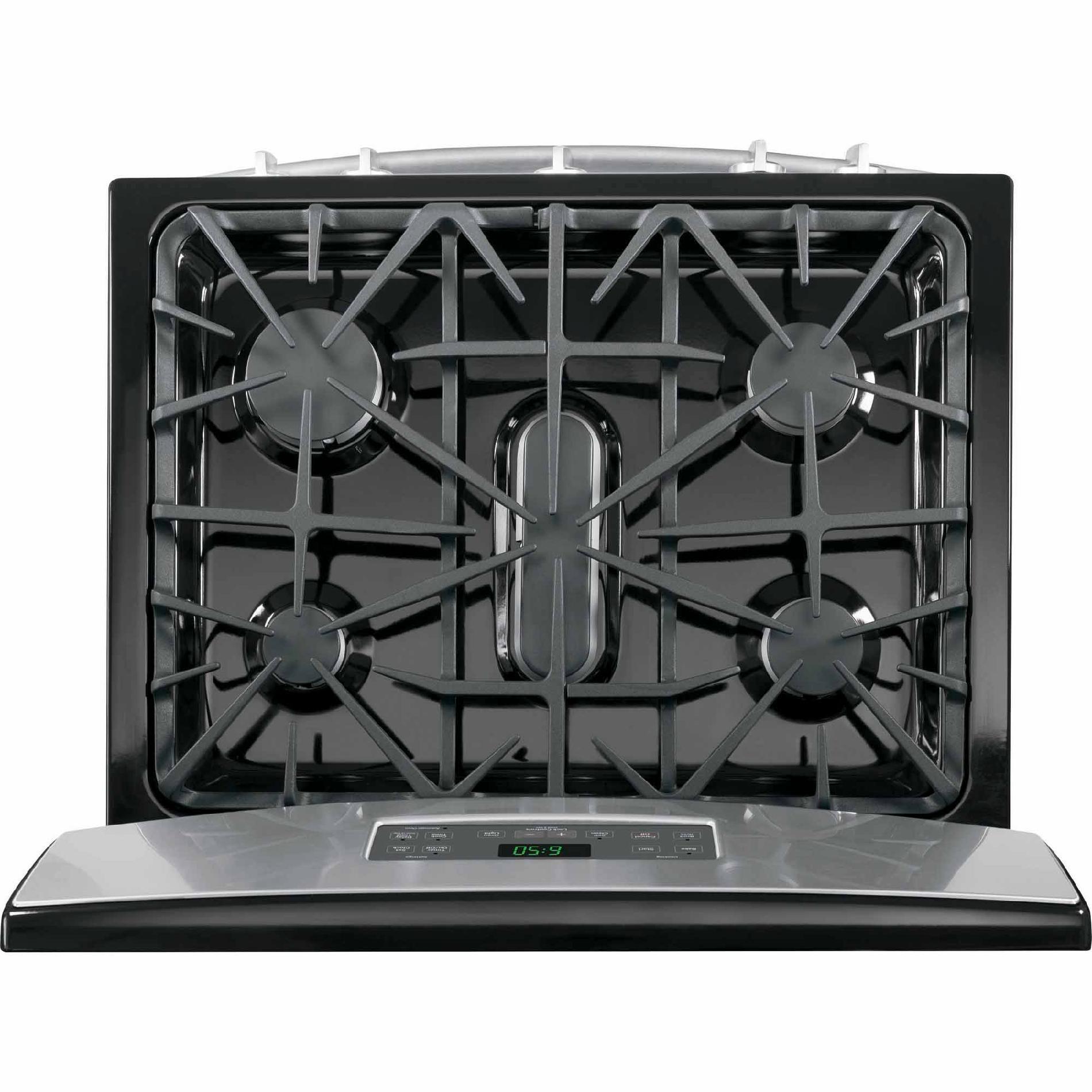 GE Appliances JGB650SEFSS 5.0 cu. ft. Gas Range - Stainless Steel