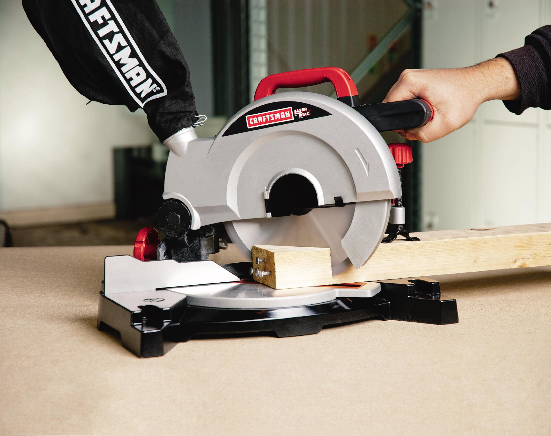 Craftsman 8-1/4-Inch Compound Saw