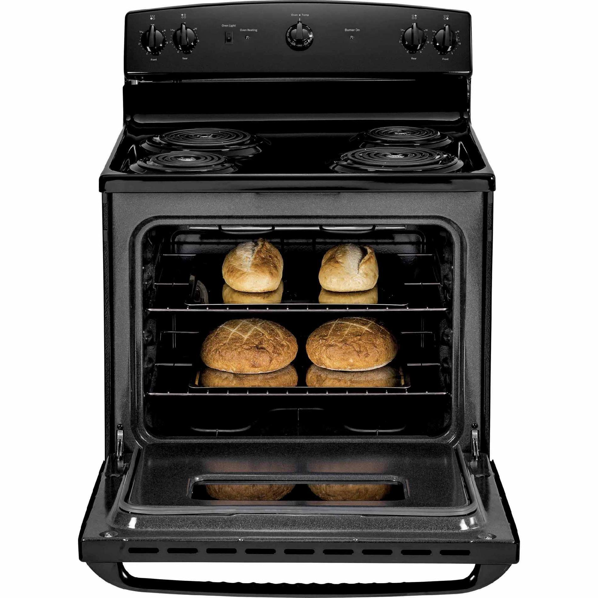 GE Appliances JBS10DFBB 5.0 cu. ft. Electric Range - Black