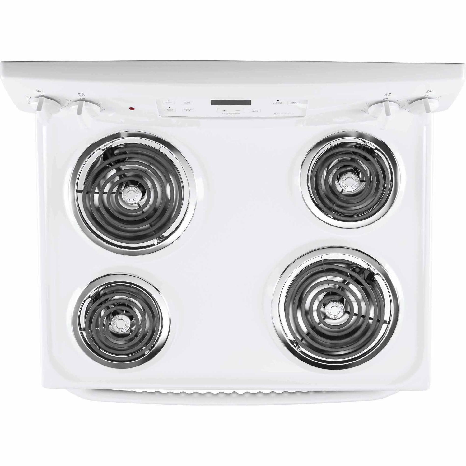 GE Appliances JBS27DFWW 5.0 cu. ft. Electric Range - White
