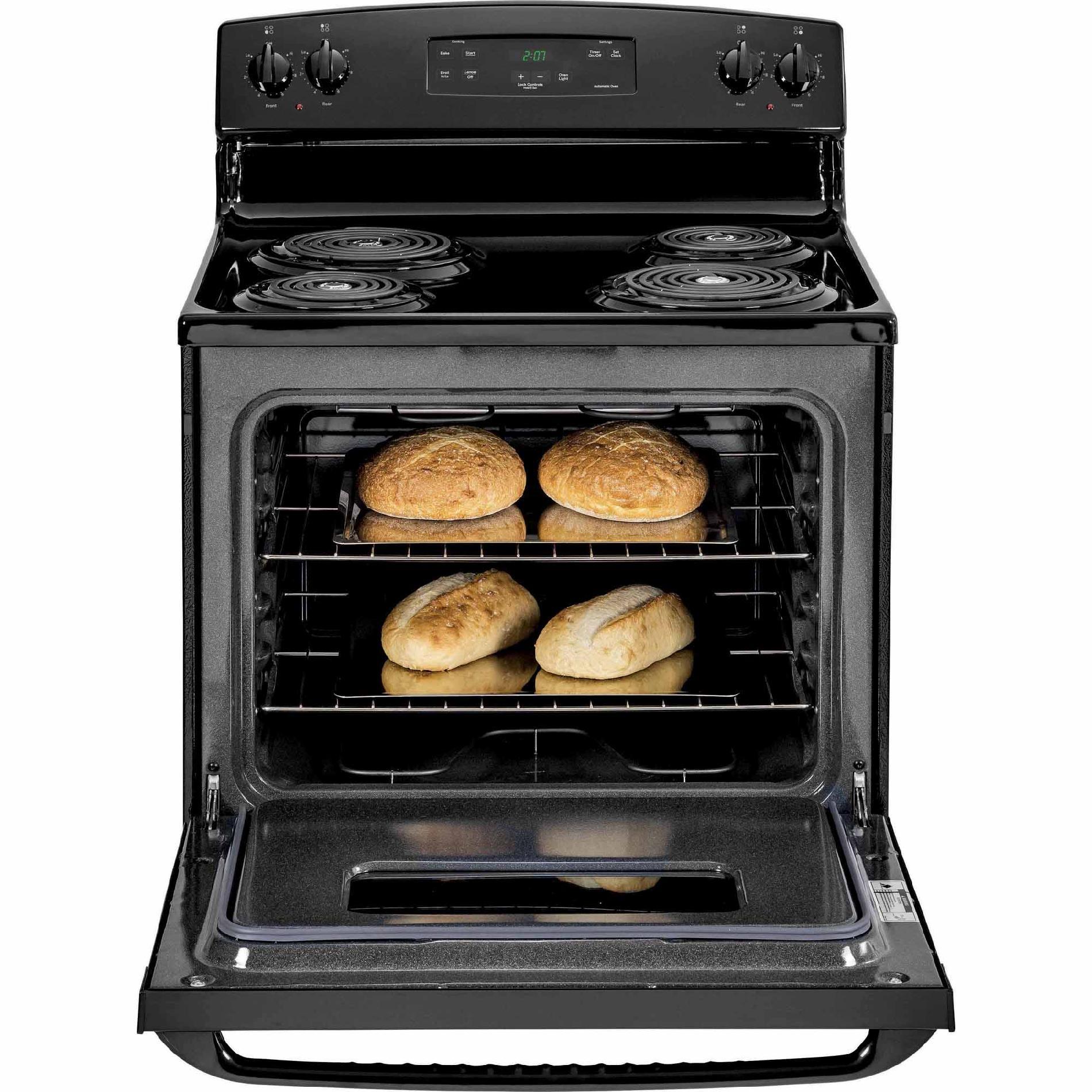GE Appliances JBS27DFBB 5.0 cu. ft. Electric Range - Black