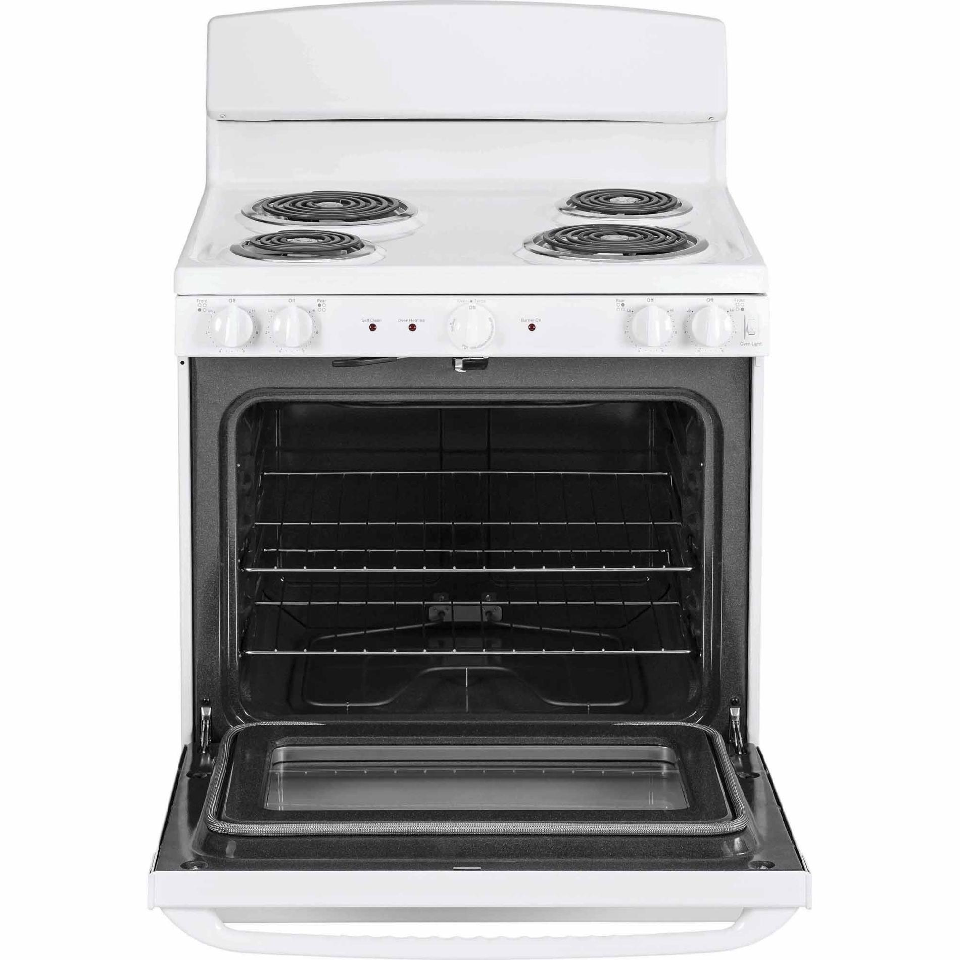 GE Appliances JB450DFWW 5.0 cu. ft. Electric Range - White