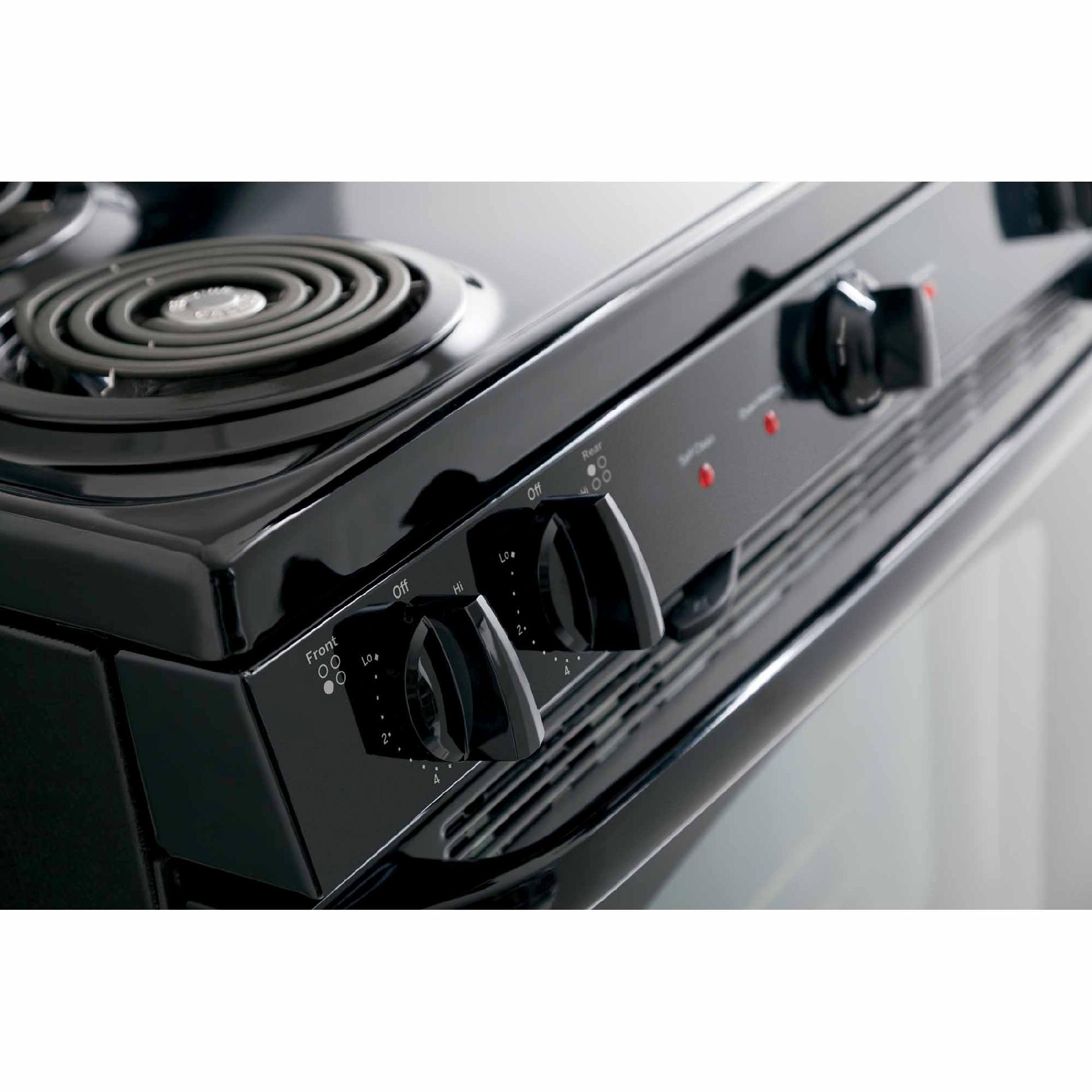 GE Appliances JB450DFBB 5.0 cu. ft. Electric Range - Black