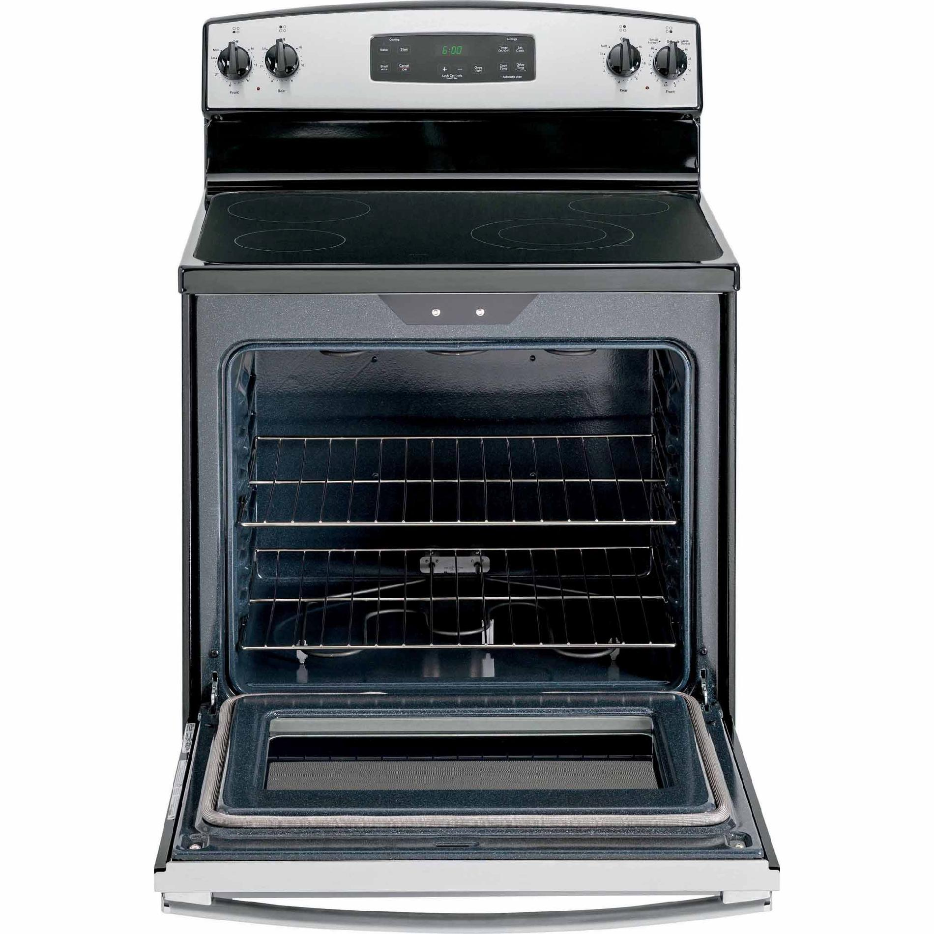 GE Appliances JBS60RFSS 5.3 cu. ft. Electric Range - Stainless Steel