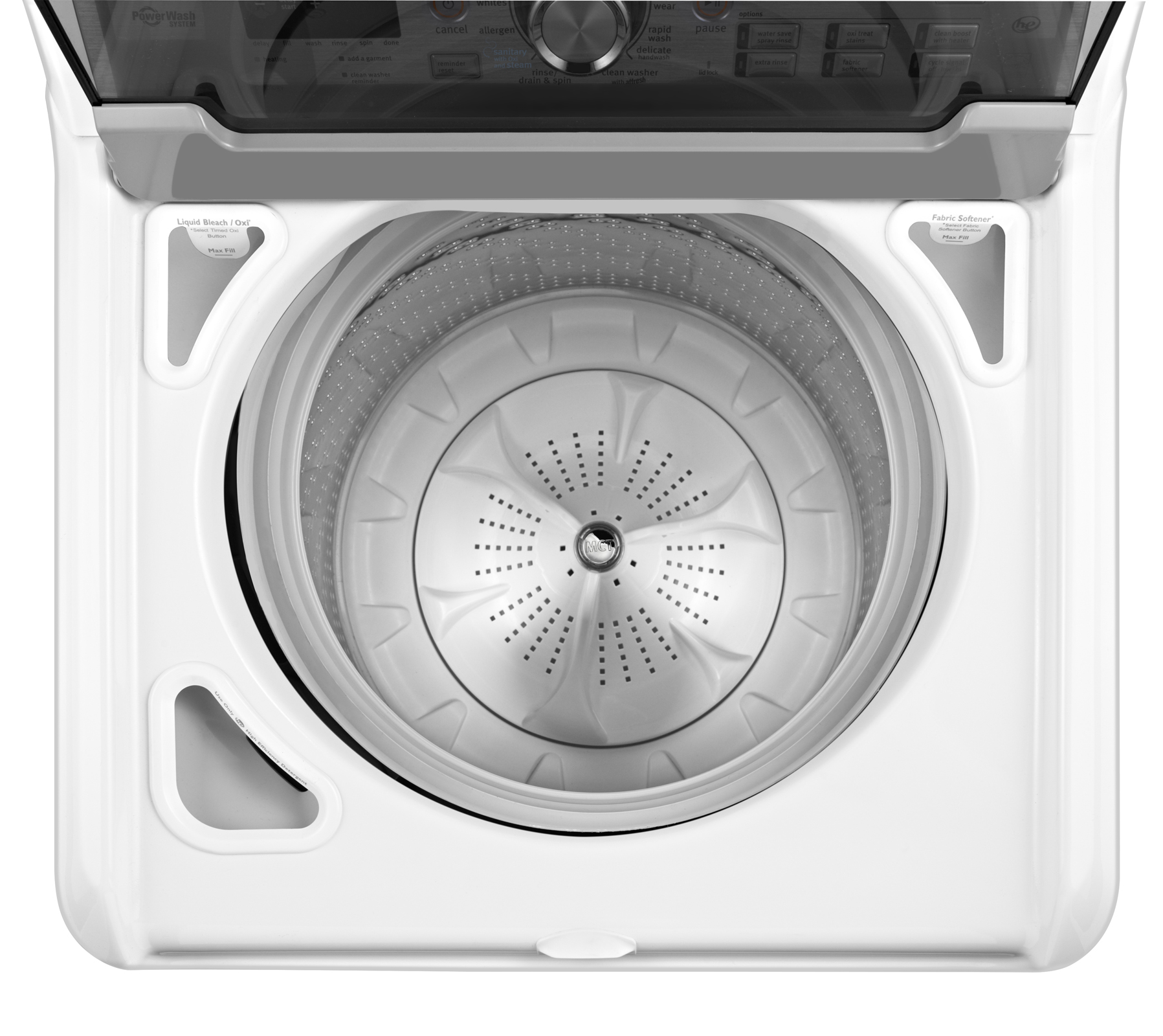 Maytag 4.8 cu. ft. Bravos XL® High-Efficiency Top-Load Washer - White