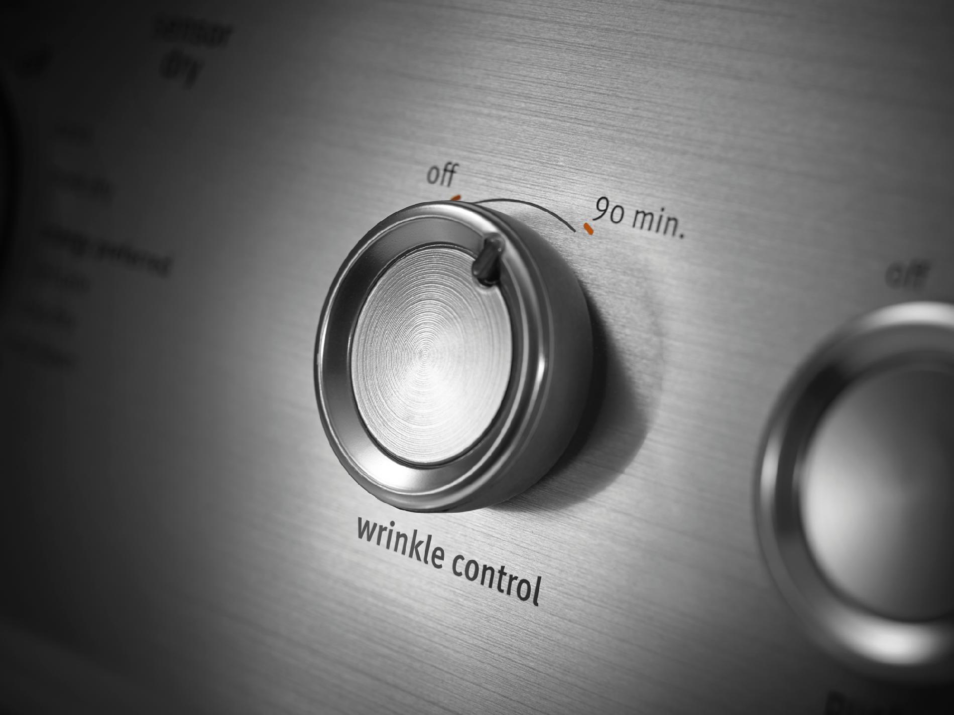 Maytag 7.0 cu. ft. Centennial® Gas Dryer w/ Wrinkle Control - White