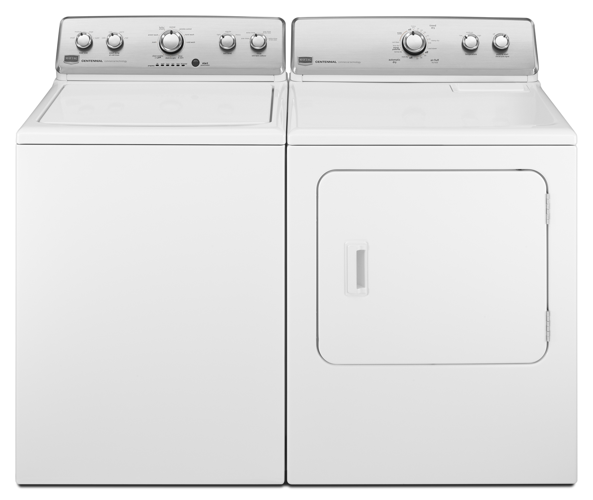 Maytag 3.6 cu. ft. Centennial® Top-Load Washer w/ Bulky/Sheets Cycle