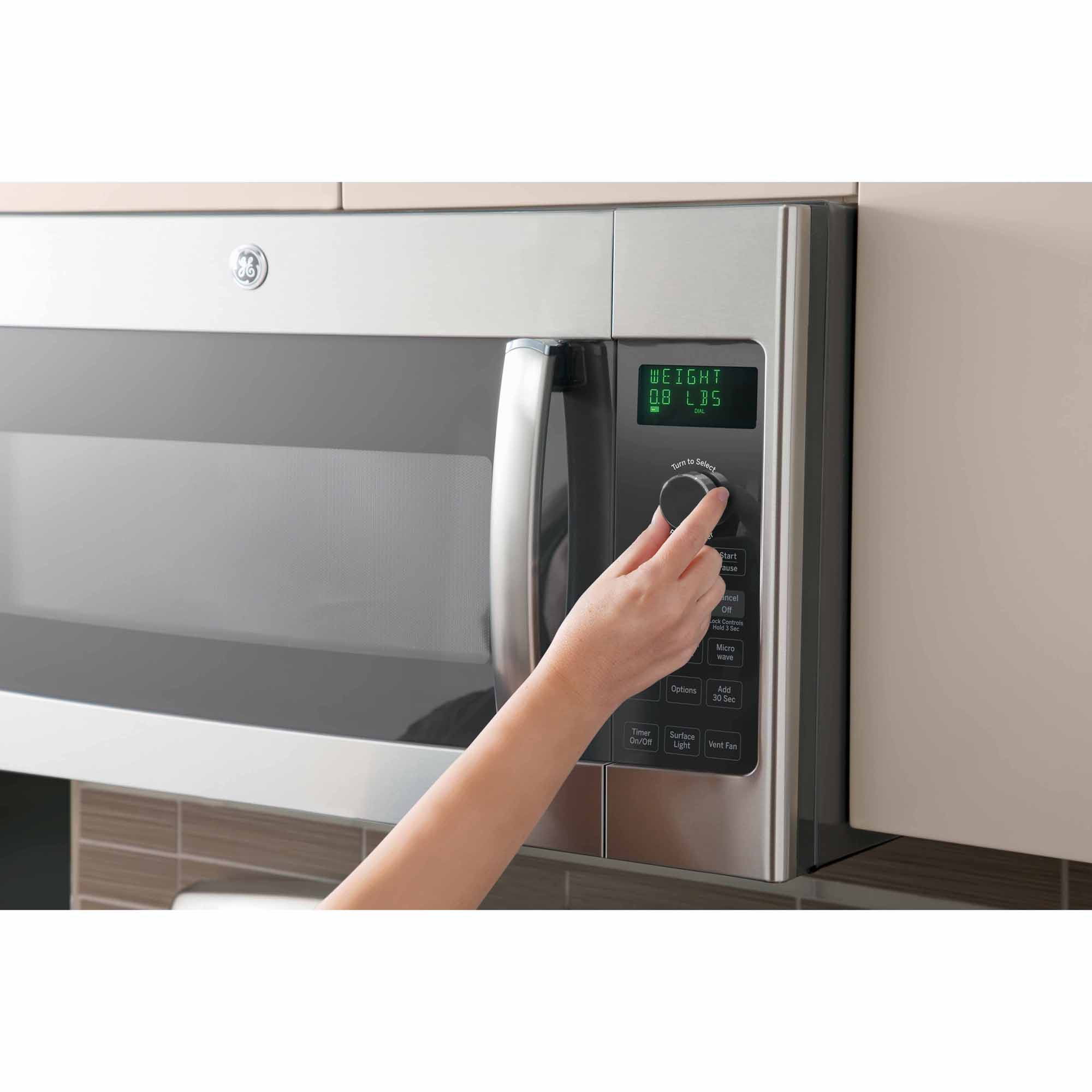GE Profile PVM9179SFSS 1.7 cu. ft. Over-the-Range Microwave Oven w/ Convection - Stainless Steel