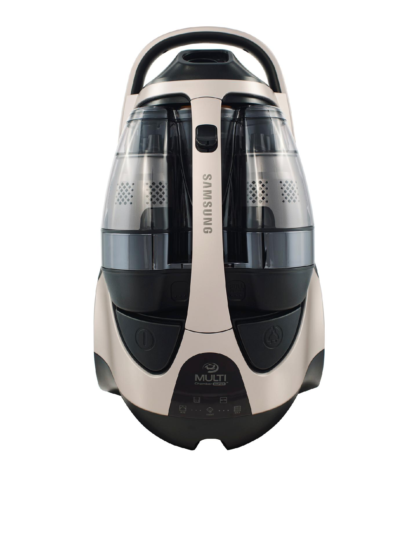 Samsung MultiChamber Bagless Canister Vacuum System™ SC96PO