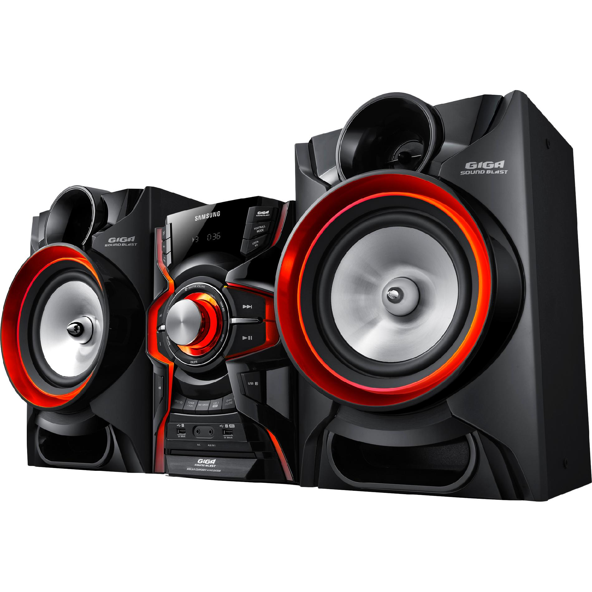 Samsung Mini Audio System MX-F830B