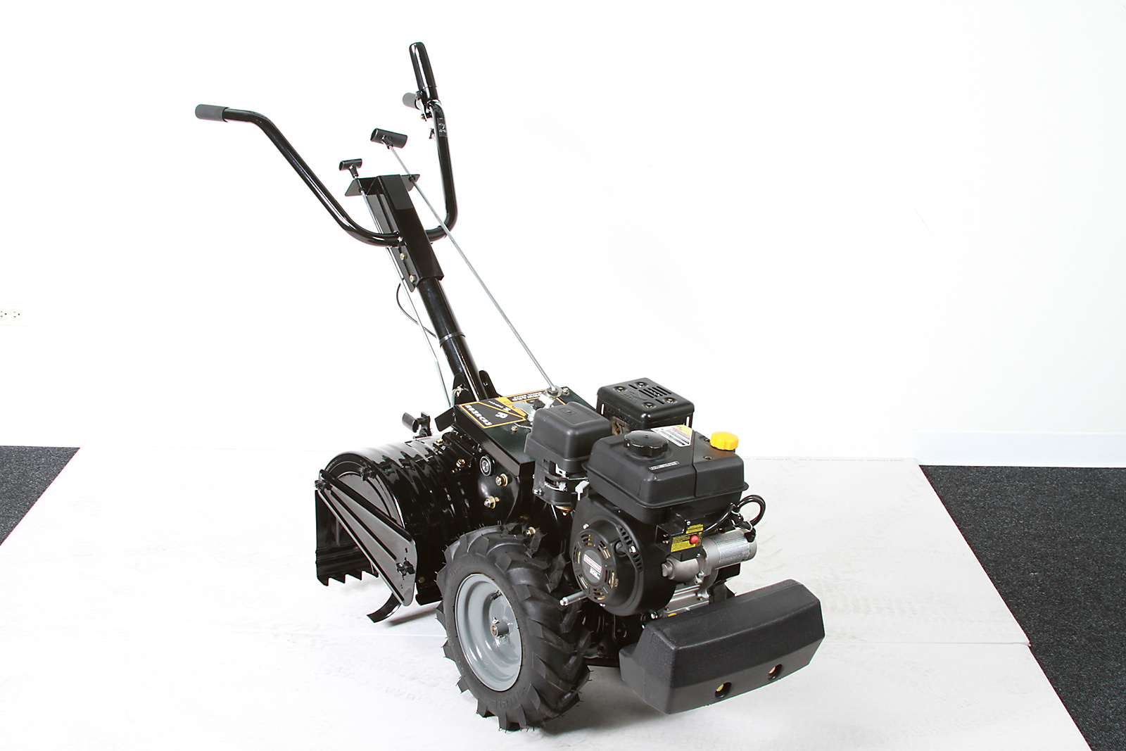 Craftsman 208cc* Dual Rotating Rear Tine Tiller w/ Electric Start Non CA
