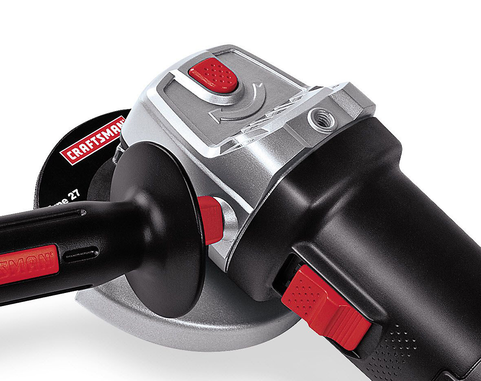 Craftsman 4 1/2 in. Small Angle Grinder