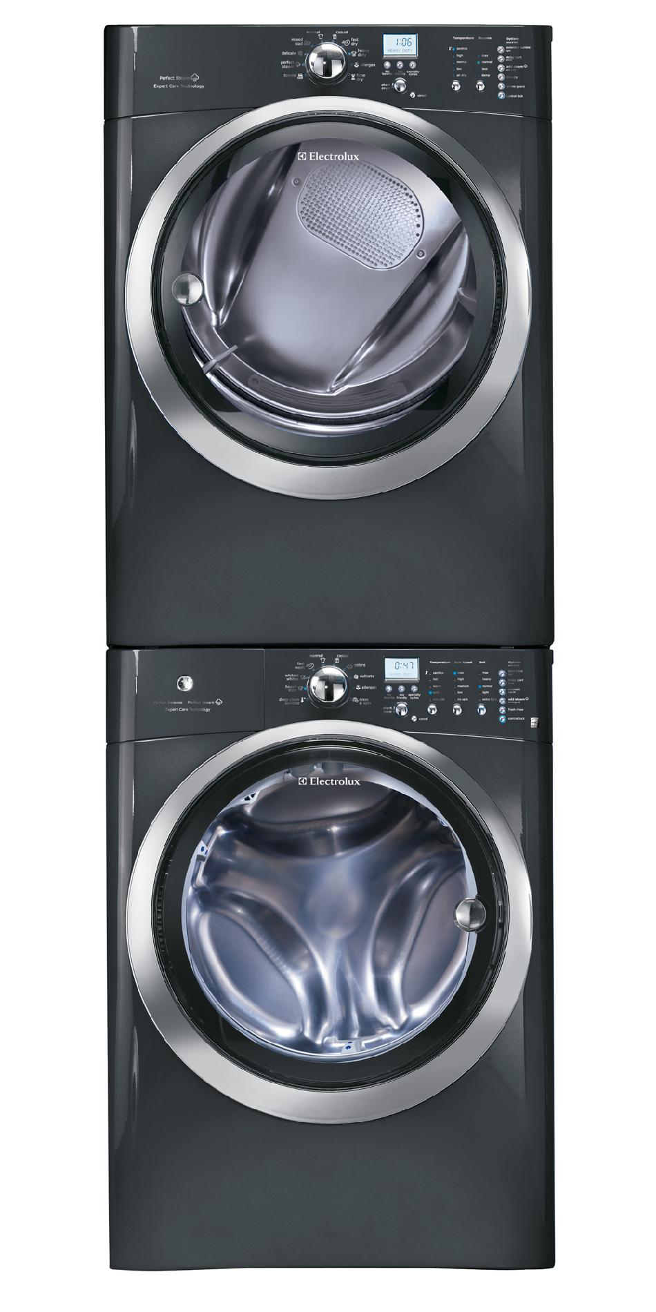 Electrolux 4.3 cu. ft. Front-Load Washer w/ Perfect Steam™ - Titanium