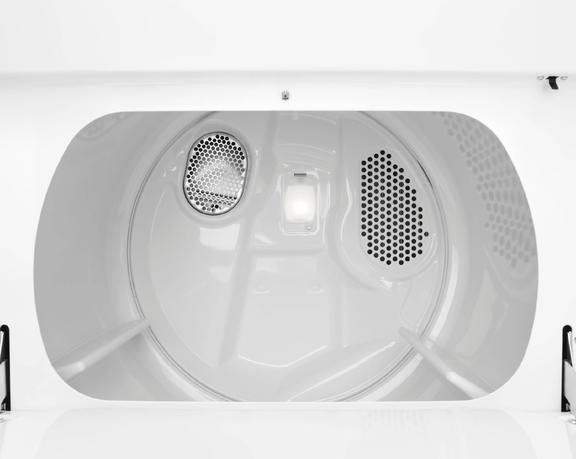 Whirlpool 7.0 cu. ft. Gas Dryer w/ Wrinkle Shield™ Option - White