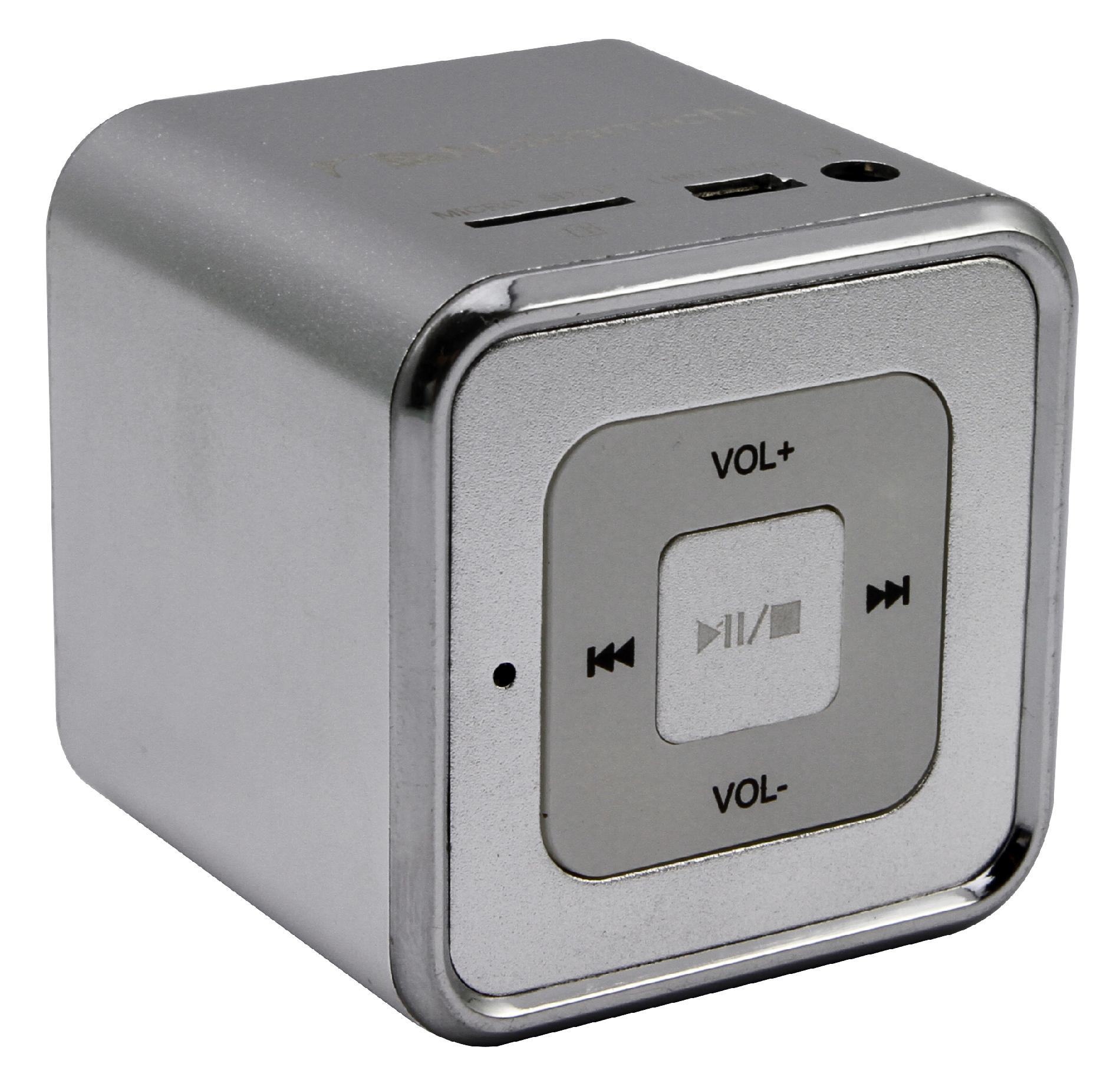 Nakamichi Mini Speaker - Silver