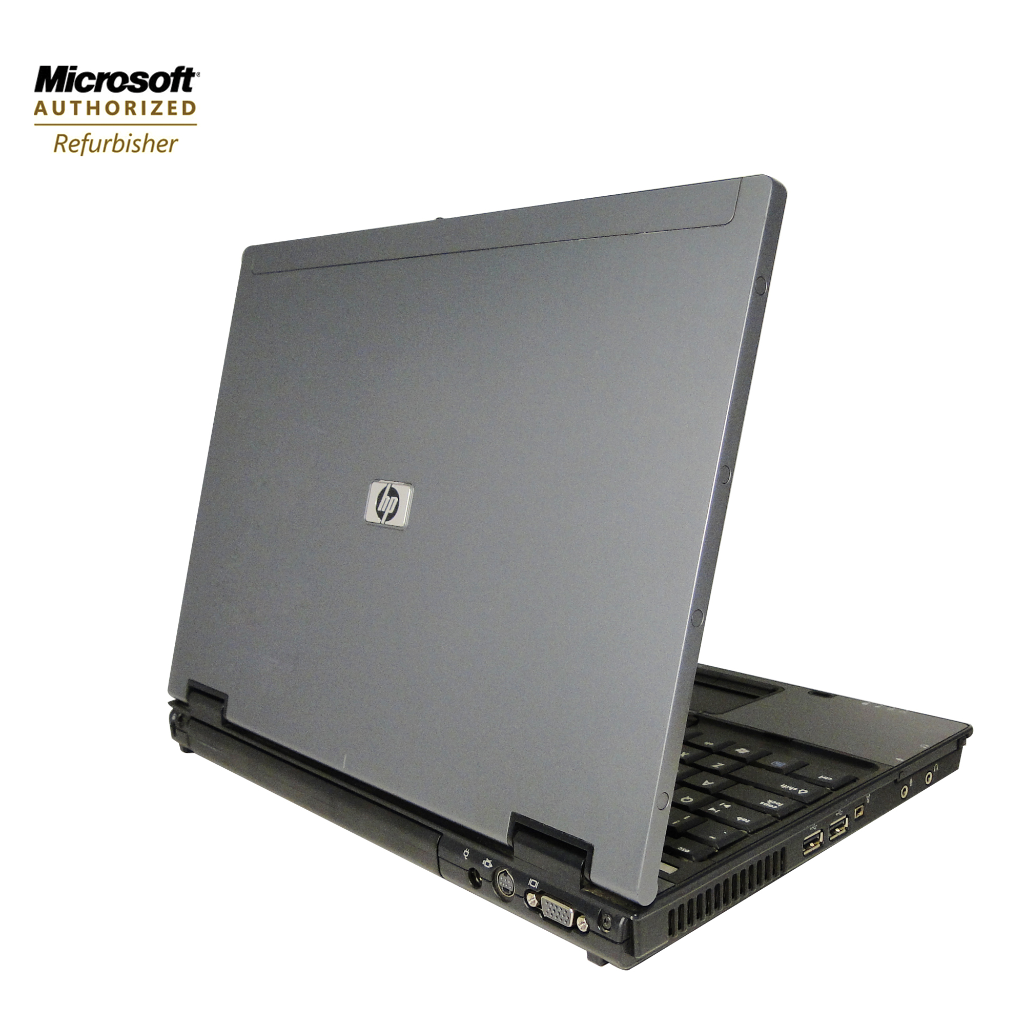 HP 6910P Refurbished 14.1 Laptop, Intel Core2Duo 2GHz, 2GB, 80GB, CDRW/DVD, Windows7 Home Premium
