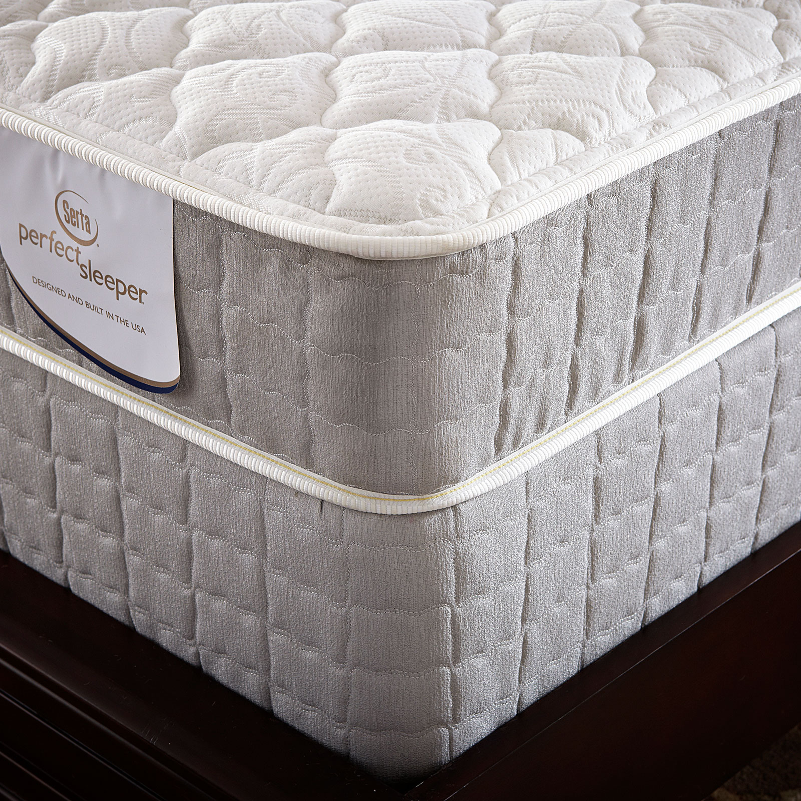 Serta Braxton II Firm Queen Mattress