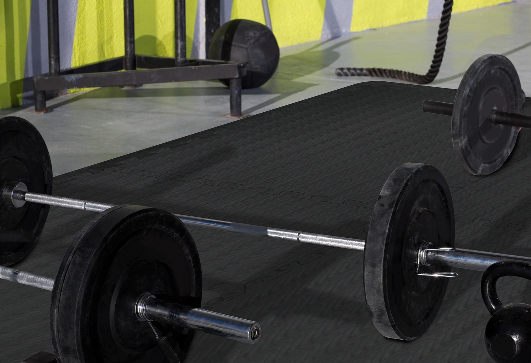 Shock Athletic Flex Series flooring