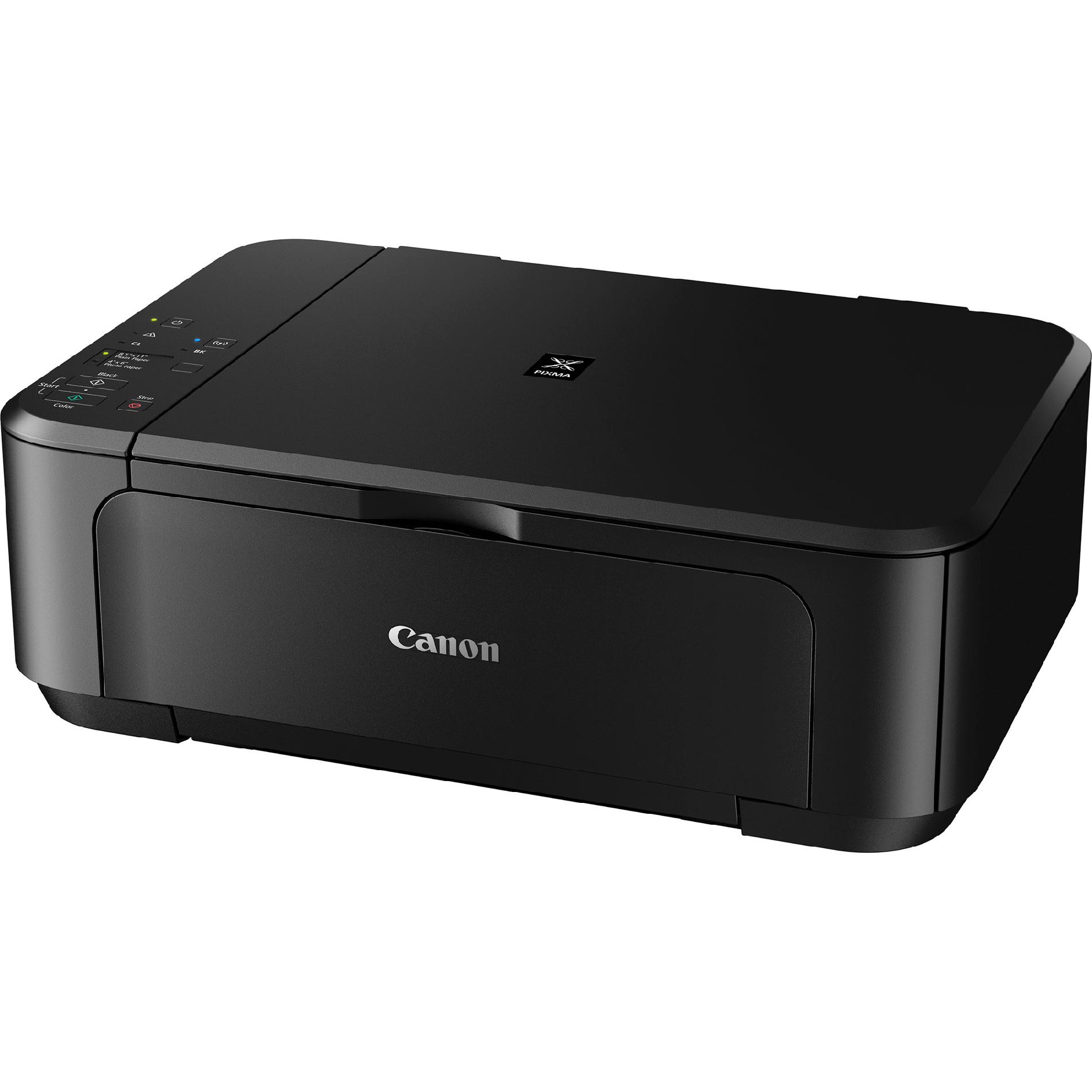 Canon Wireless Pixma MG3520 All-in-One Inkjet Photo Printer