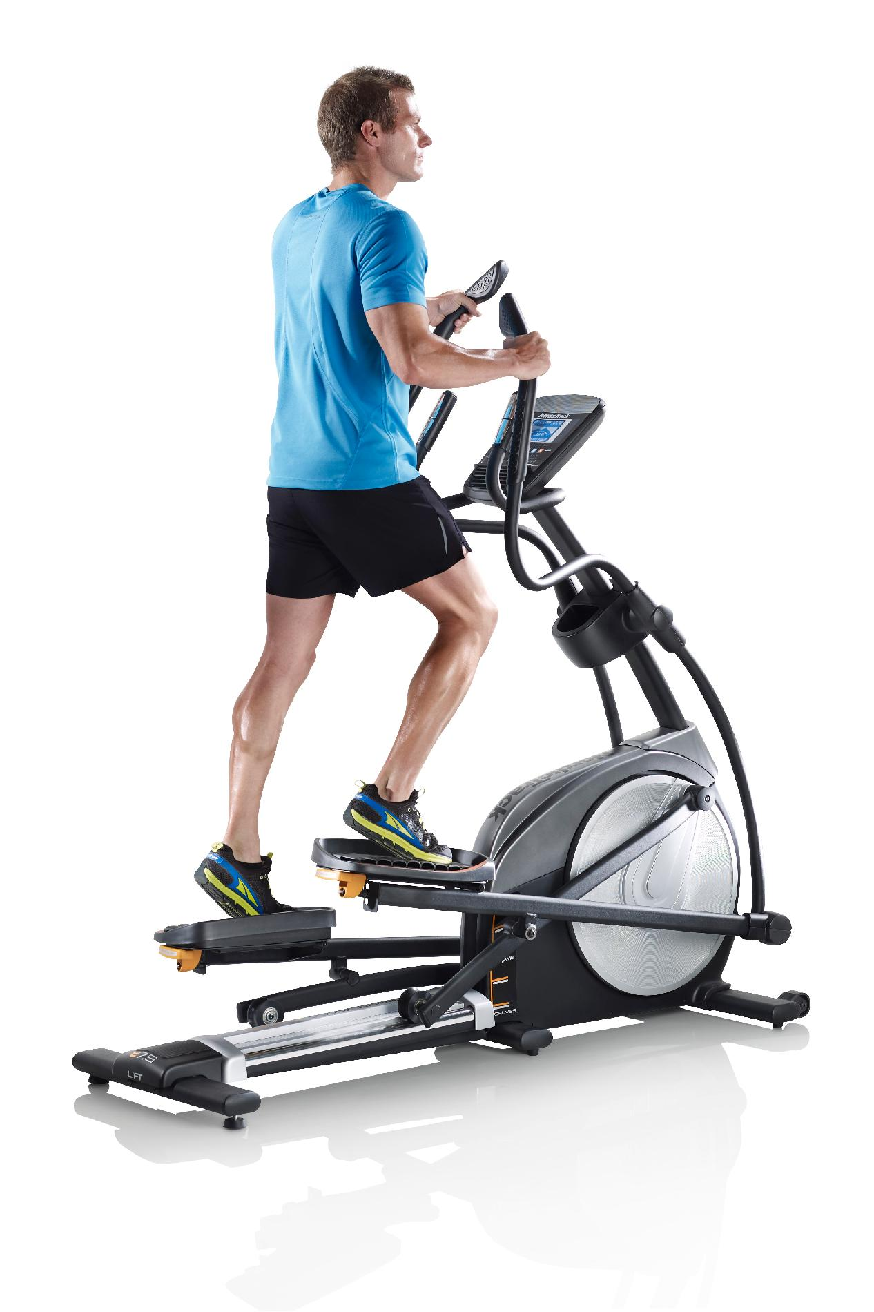 NordicTrack E8.7 Elliptical