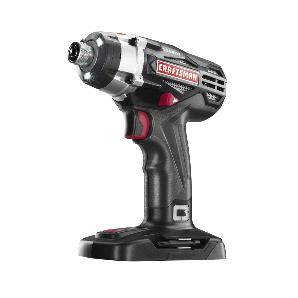 Craftsman C3 19.2-Volt 3-Speed Impact Driver Add-On Tool