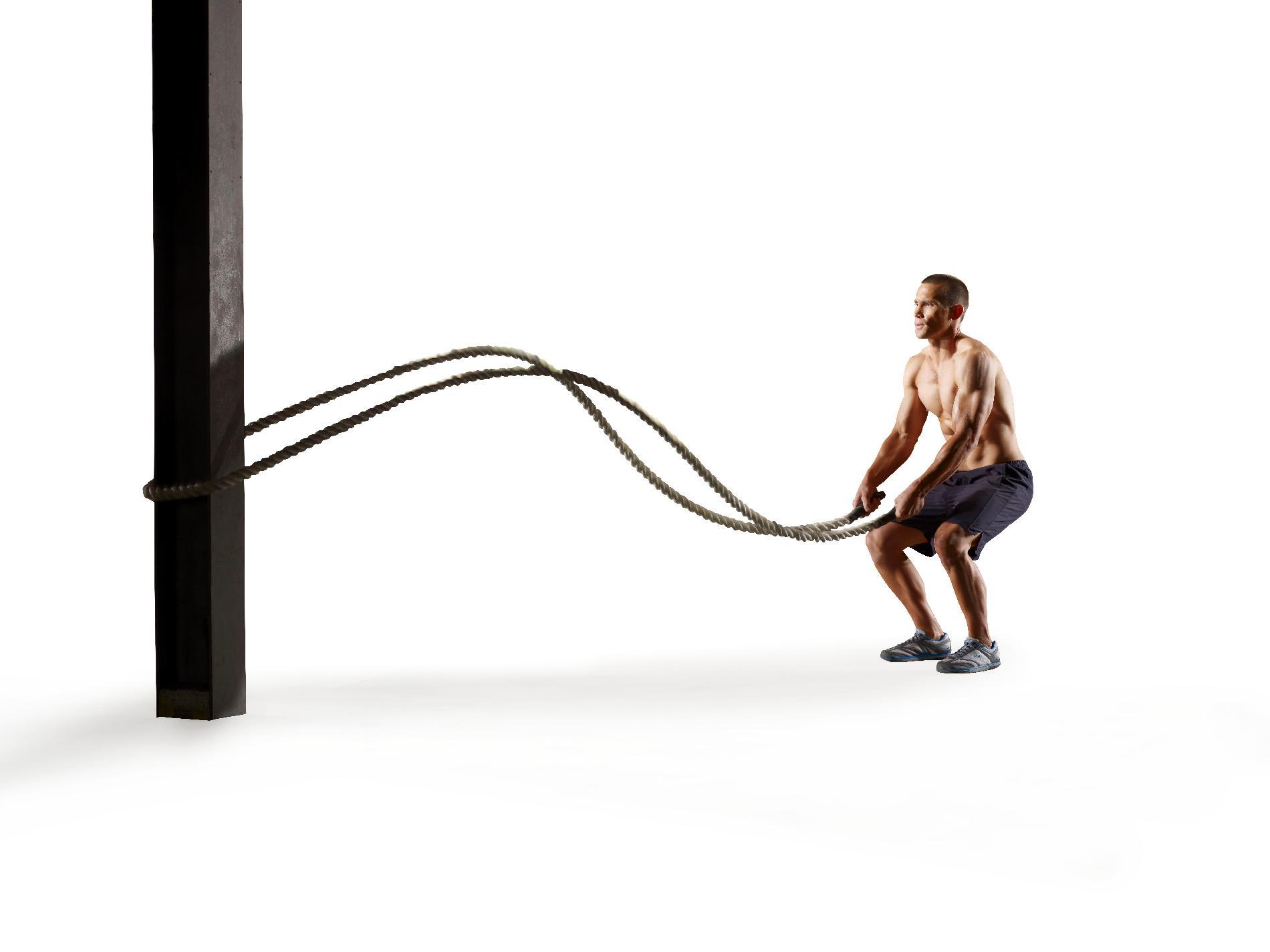 Weider 20 Foot Training Rope