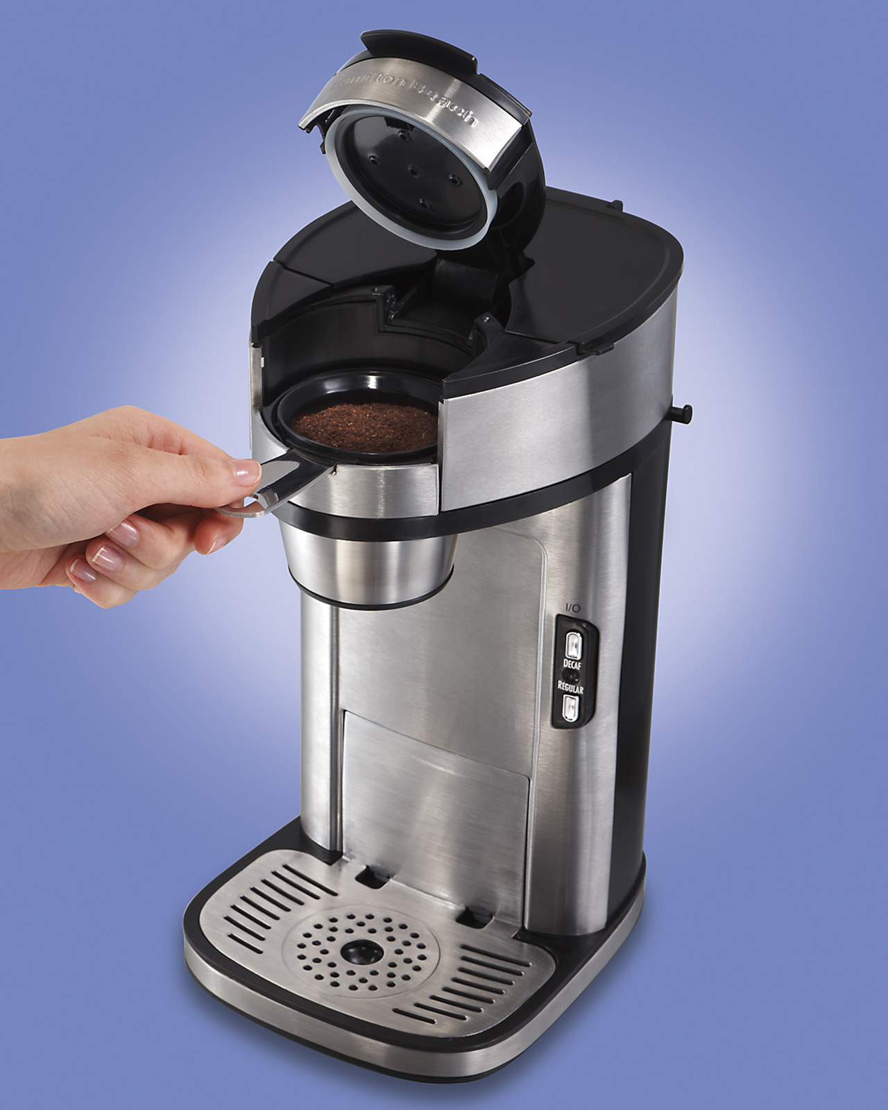 Hamilton Beach The Scoop™ Single-Serve Coffeemaker