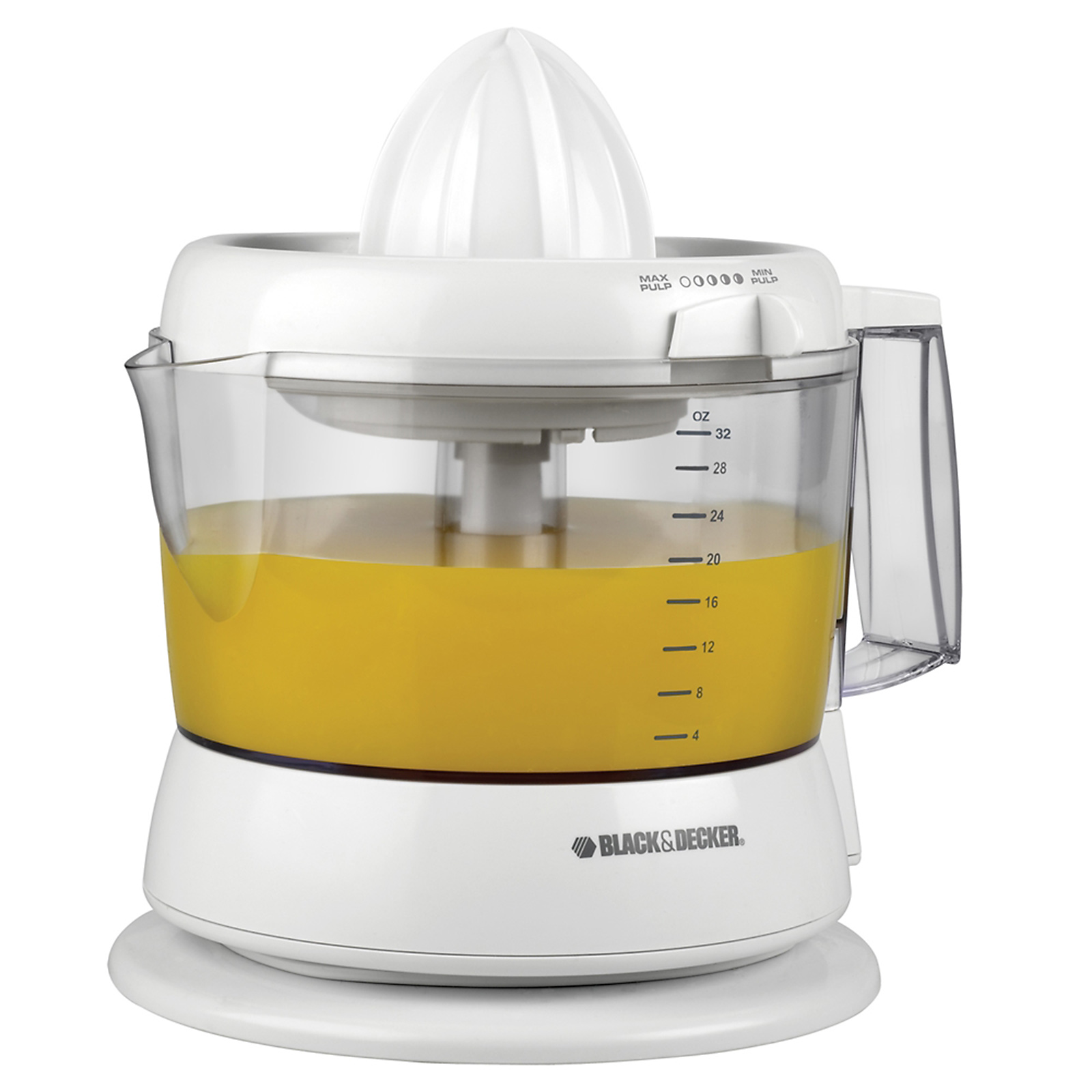 Black and Decker 32-ounce Citrus Juicer