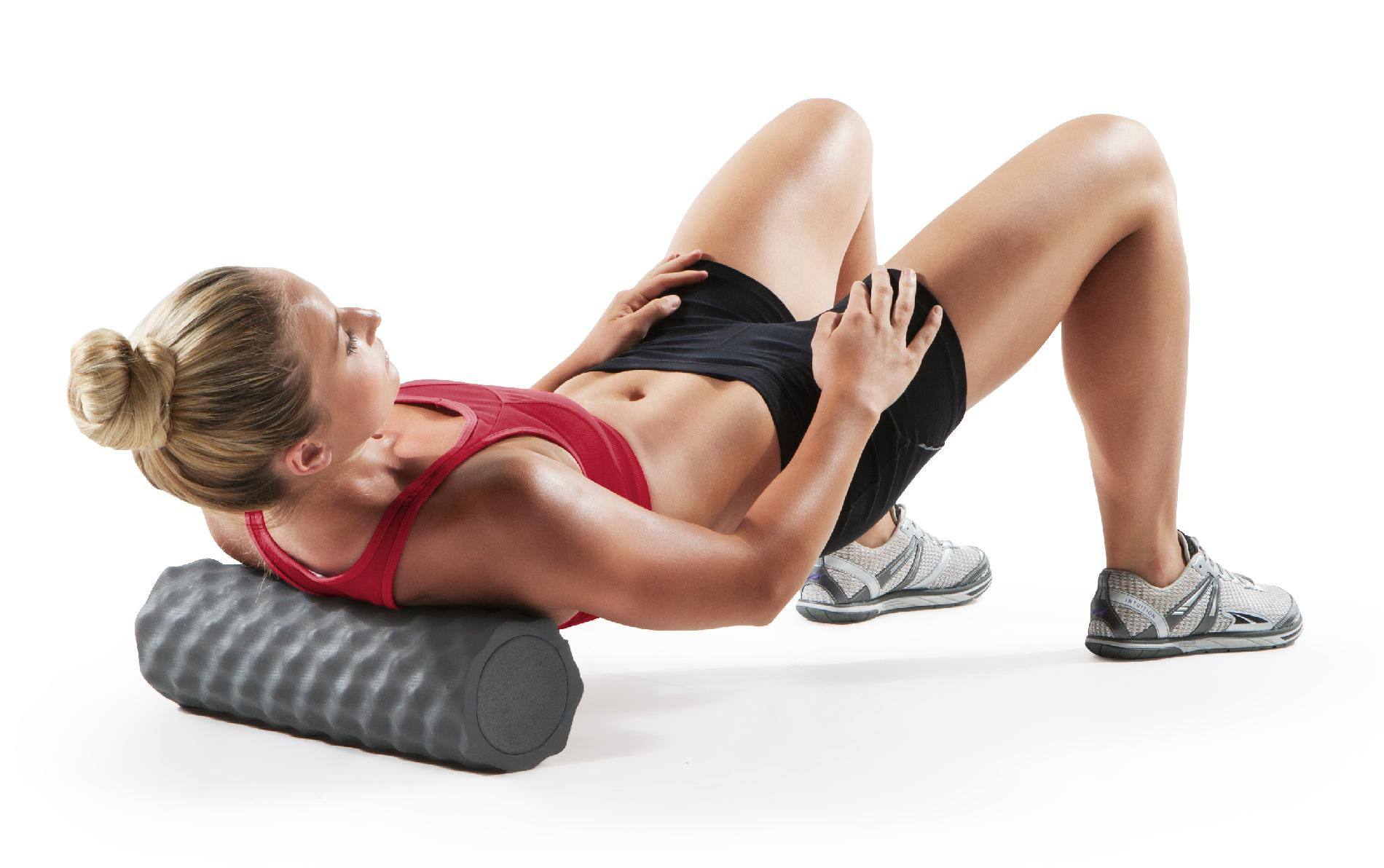 "NordicTrack 18"" massage foam roller"