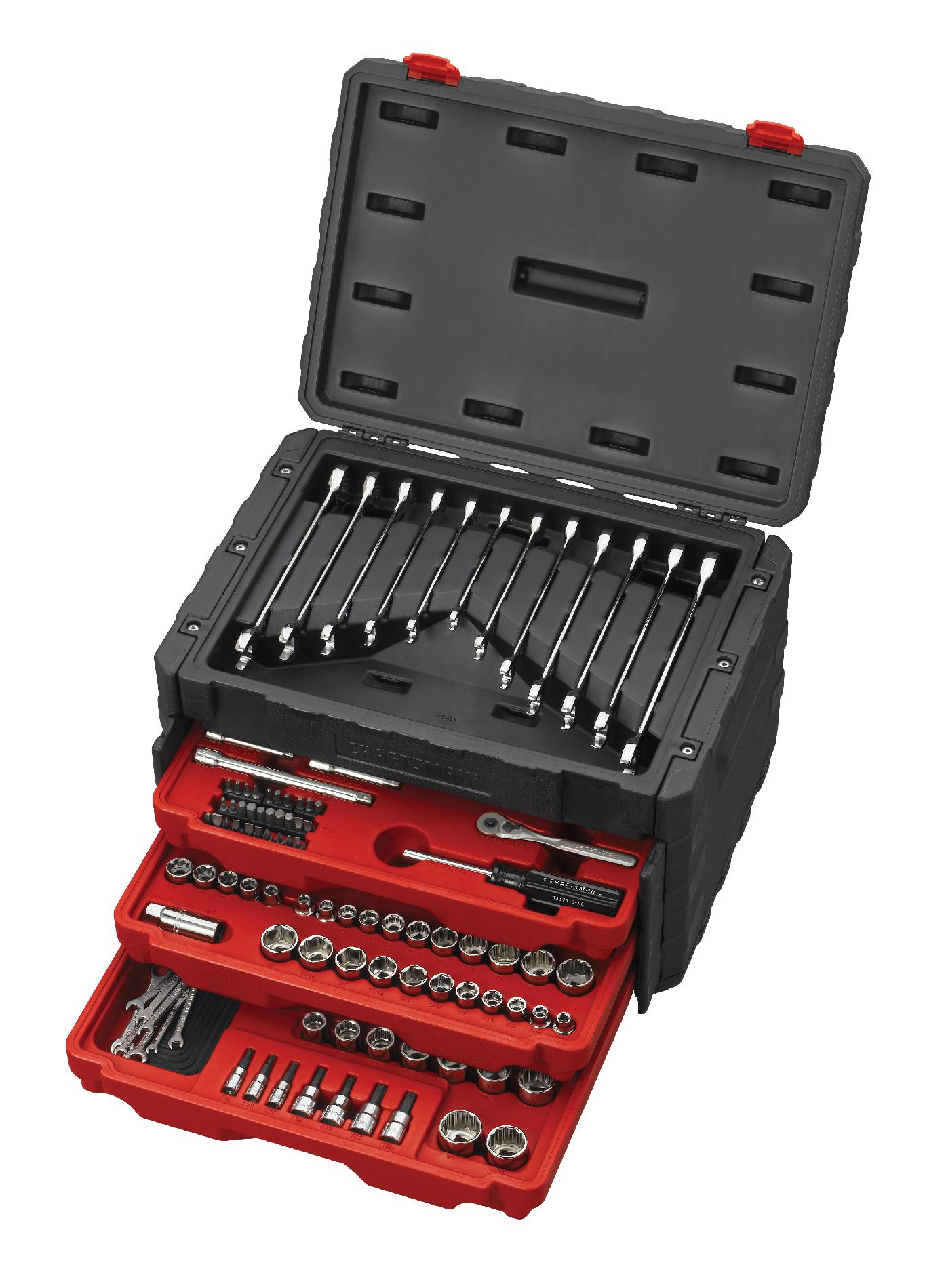 Craftsman 263 PC Mechanics Tool Set