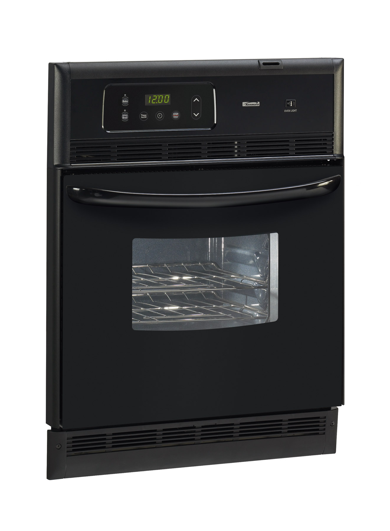 "Kenmore 24"" Manual Clean Wall Oven"