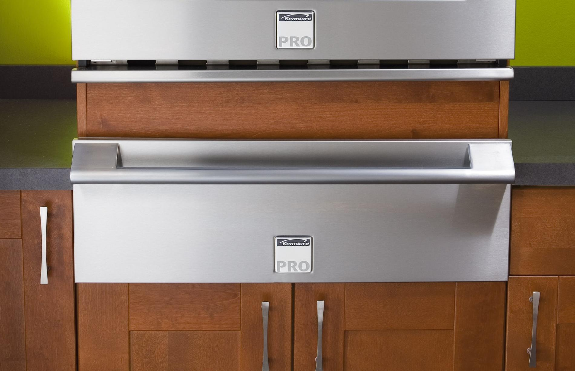"Kenmore Pro 30"" Warming Drawer"