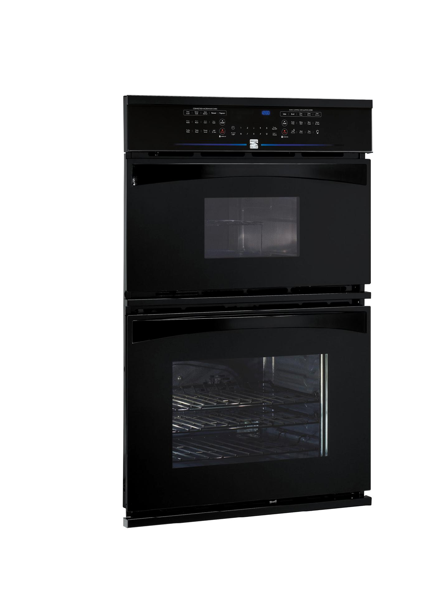 "Kenmore Elite 30"" Electric Combination Wall Oven w/ Convection"