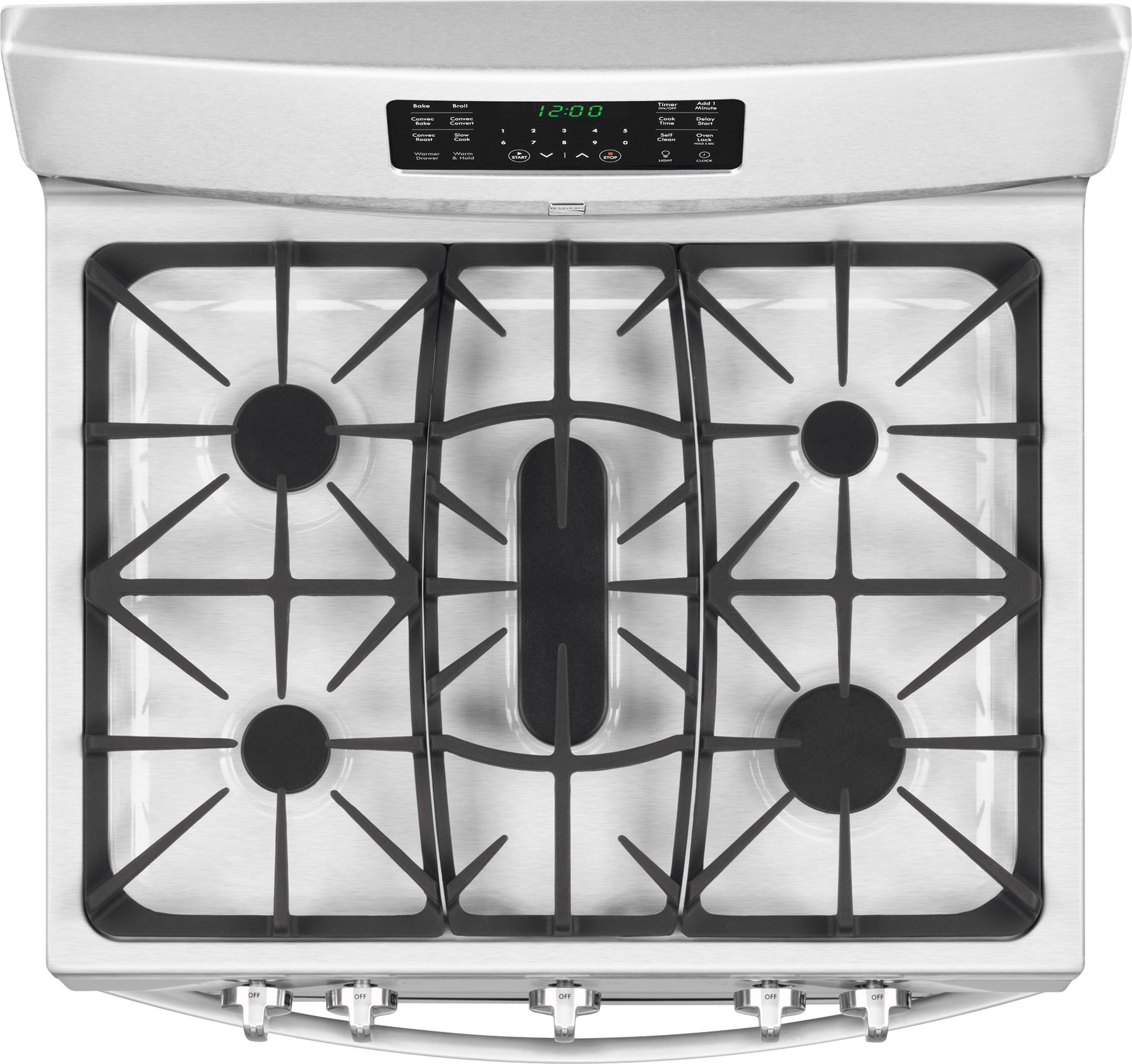 Kenmore 74343 5.6 cu. ft. Gas Range w/ Convection Oven - Stainless Steel