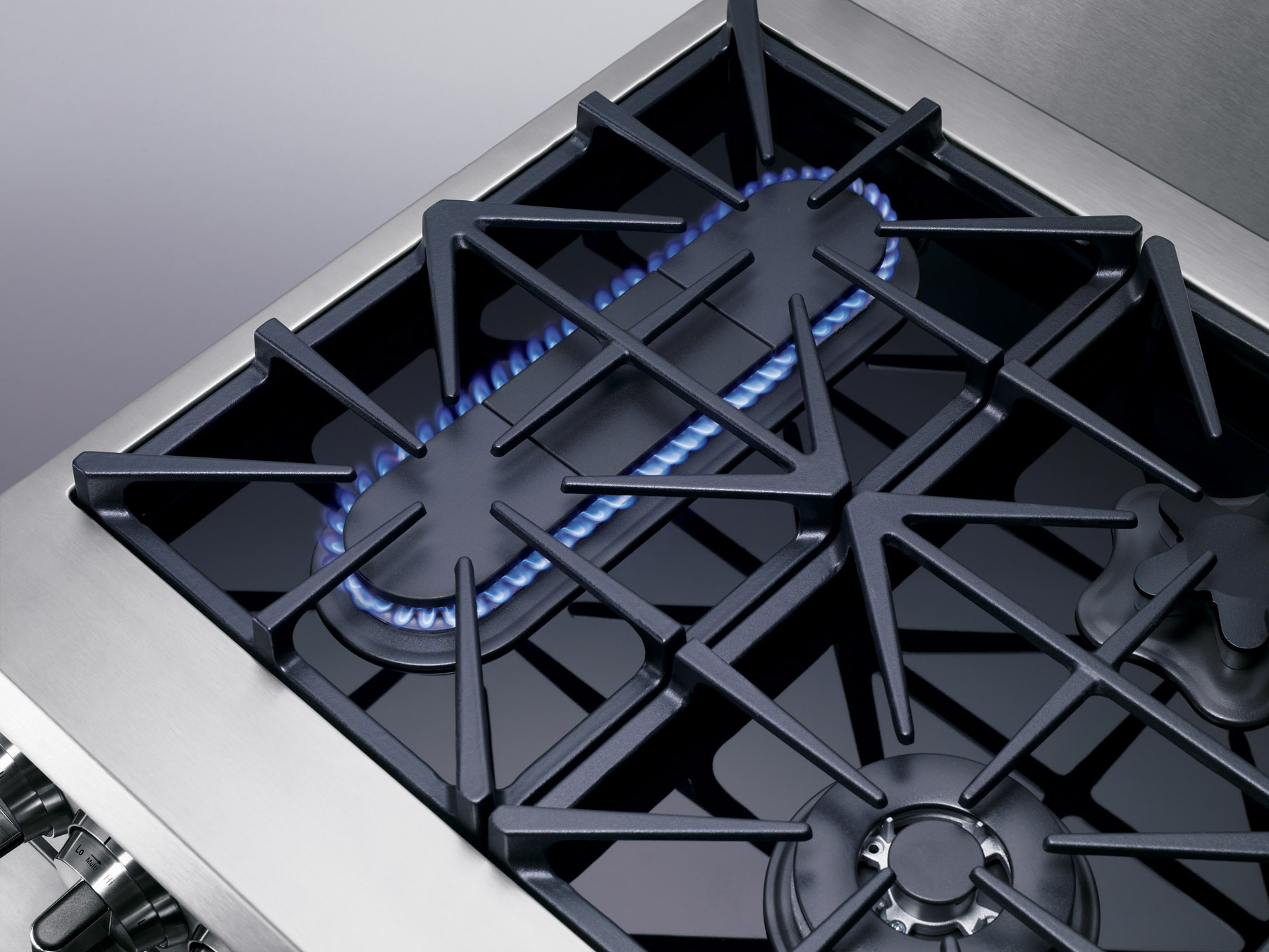 "Kenmore Pro 36"" Freestanding Dual Fuel Range"