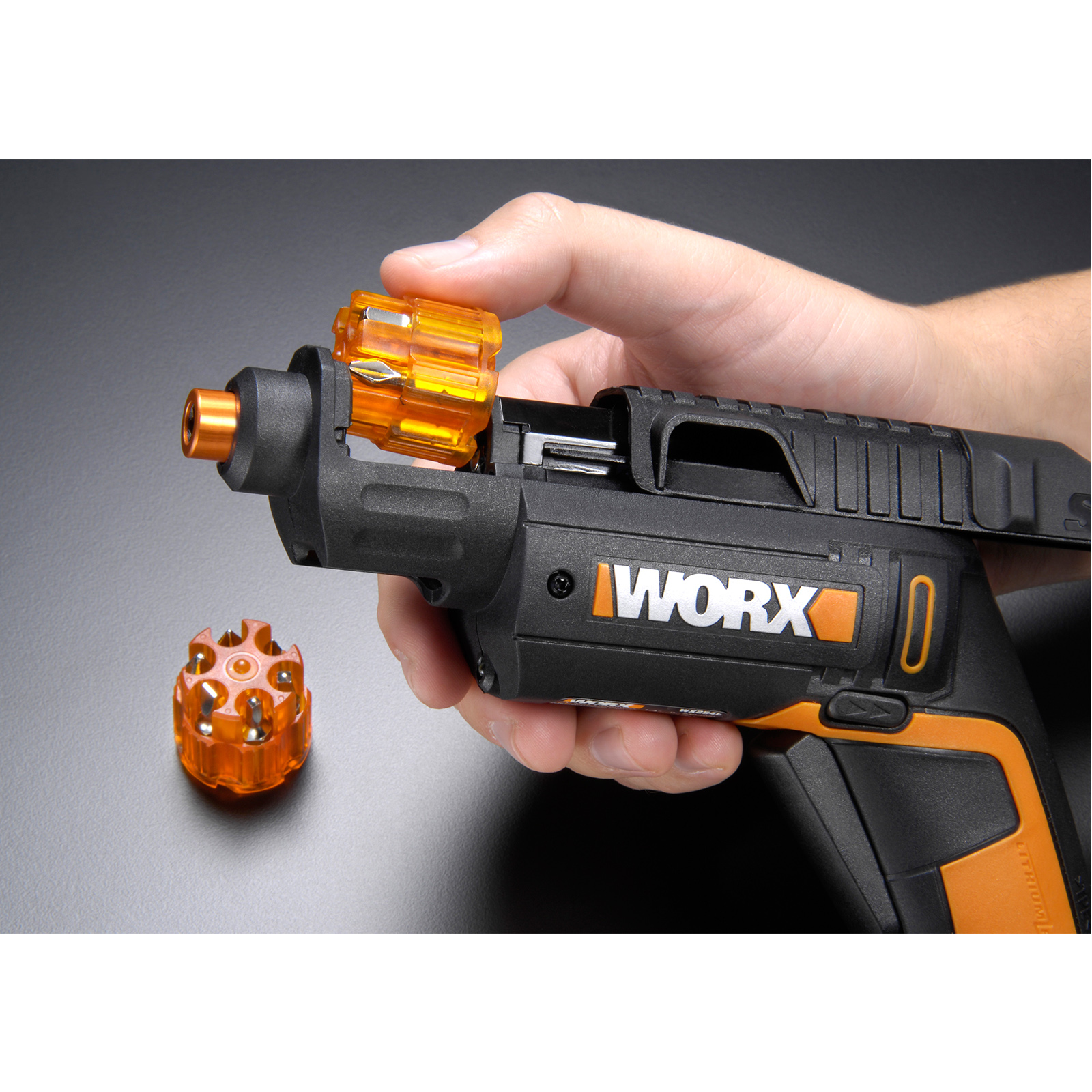 Worx WORX Semi-automatic Driver