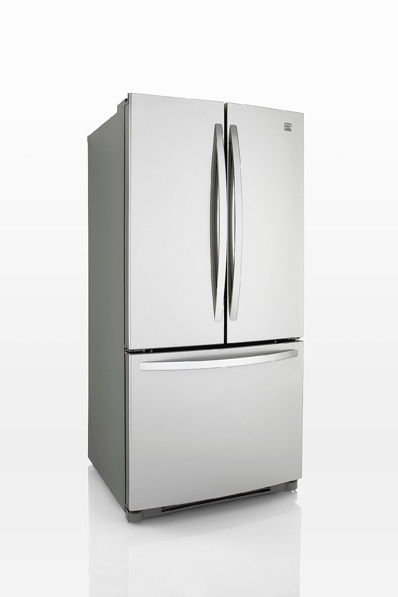 Kenmore 22.7 cu. ft. French Door Bottom Freezer Refrigerator